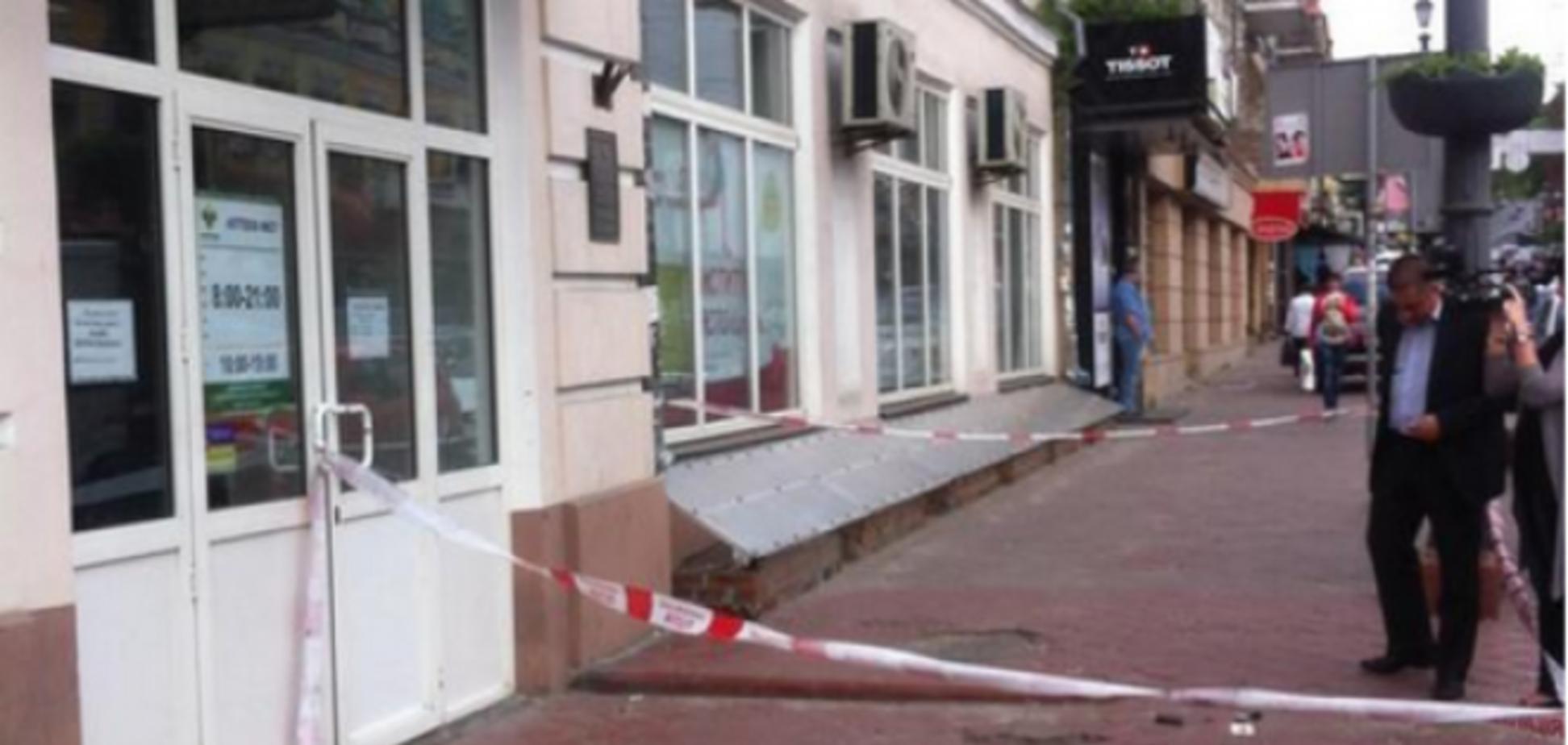 В Киеве убийцы поджидали жертву возле аптеки