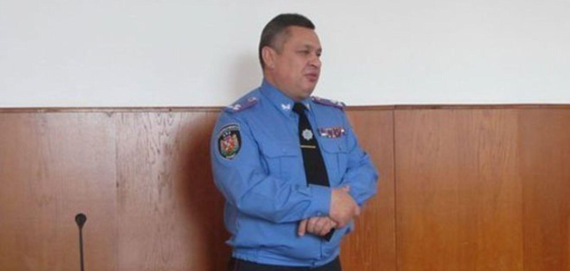 В Нацгвардии подтвердили похищение полковника Юрия Лебедя