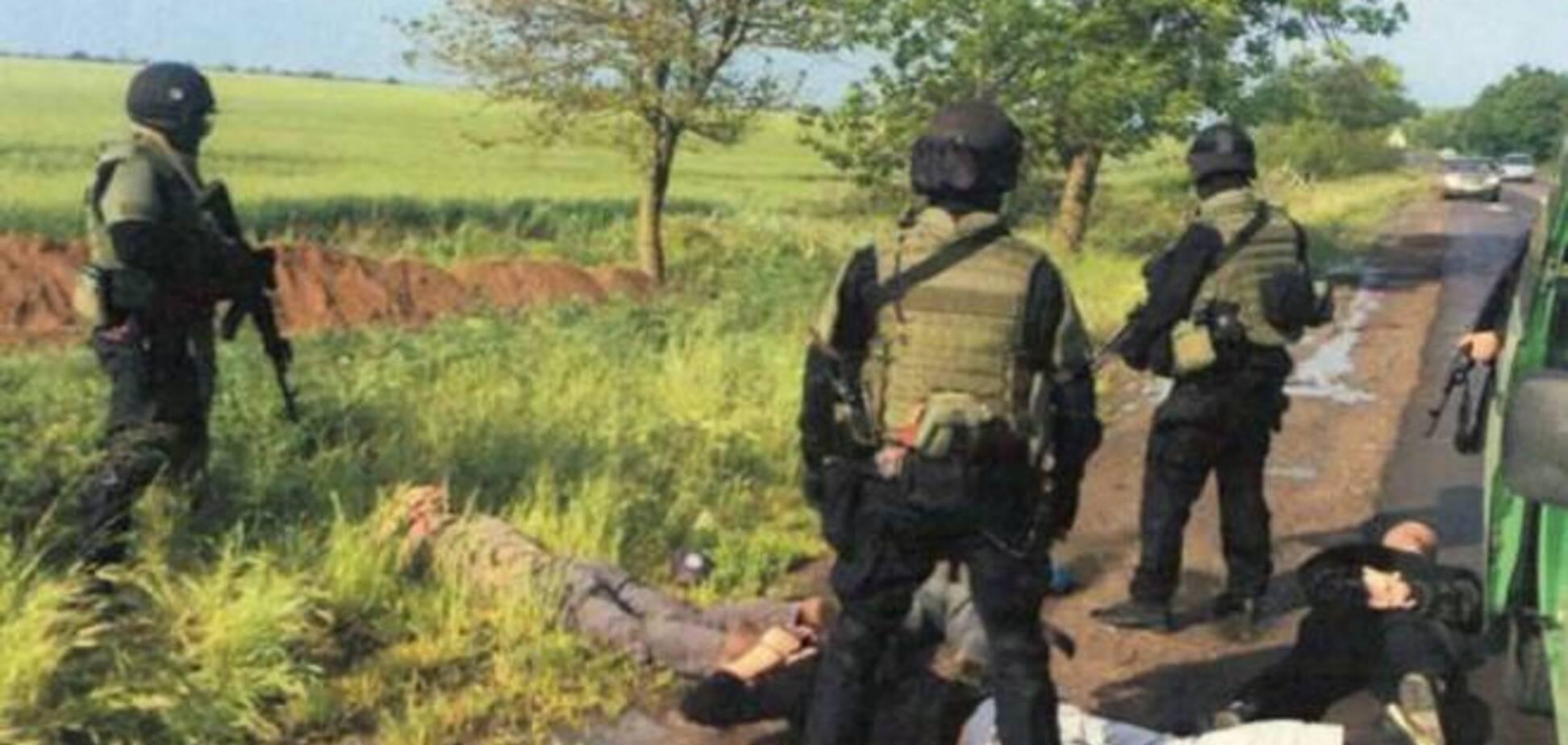 СБУ задержала группу предателей из Одессы, которые ехали к террористам в Славянск