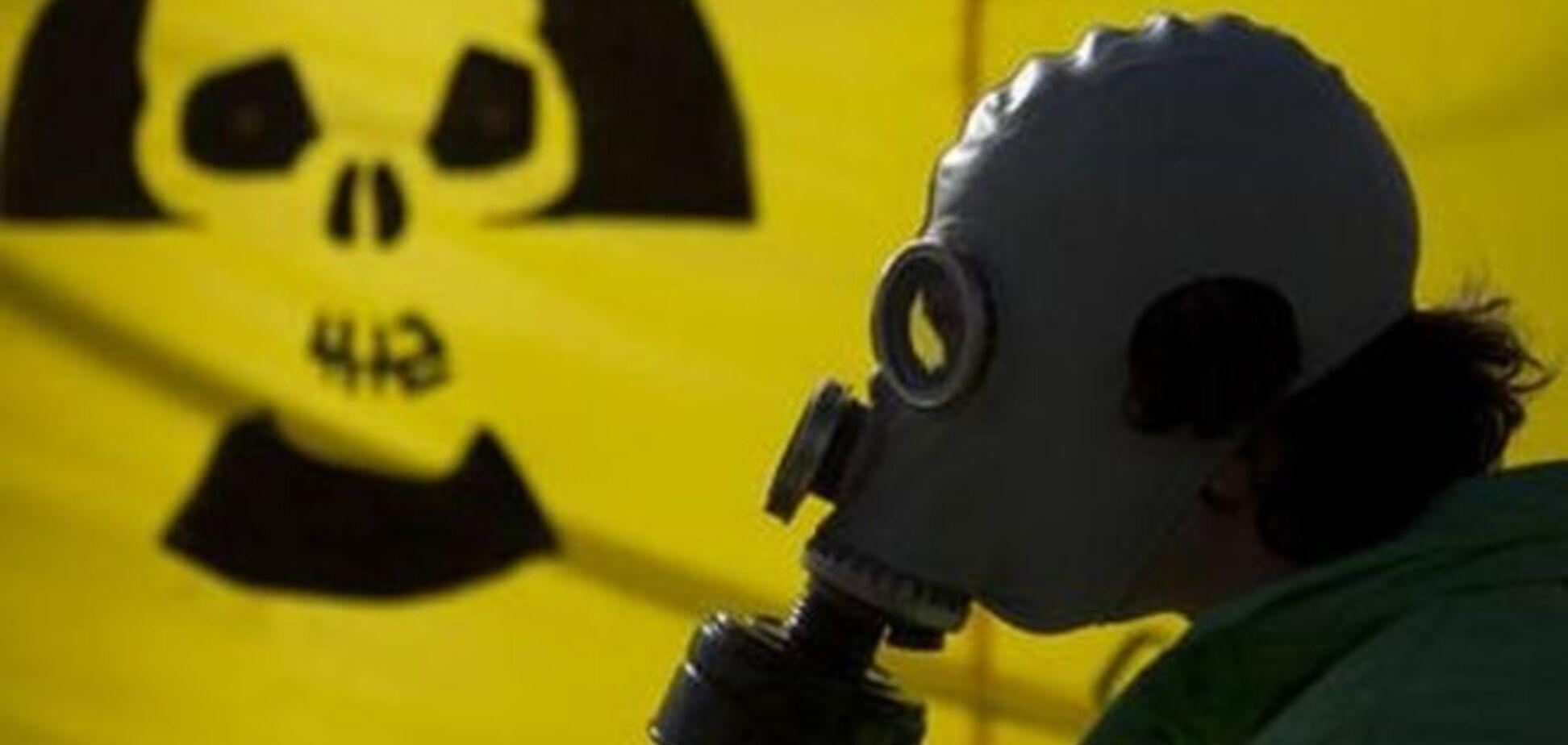 В Горловке произошла утечка химического вещества