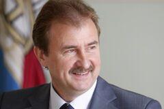 У экс-главы КГГА Александра Попова родился внук