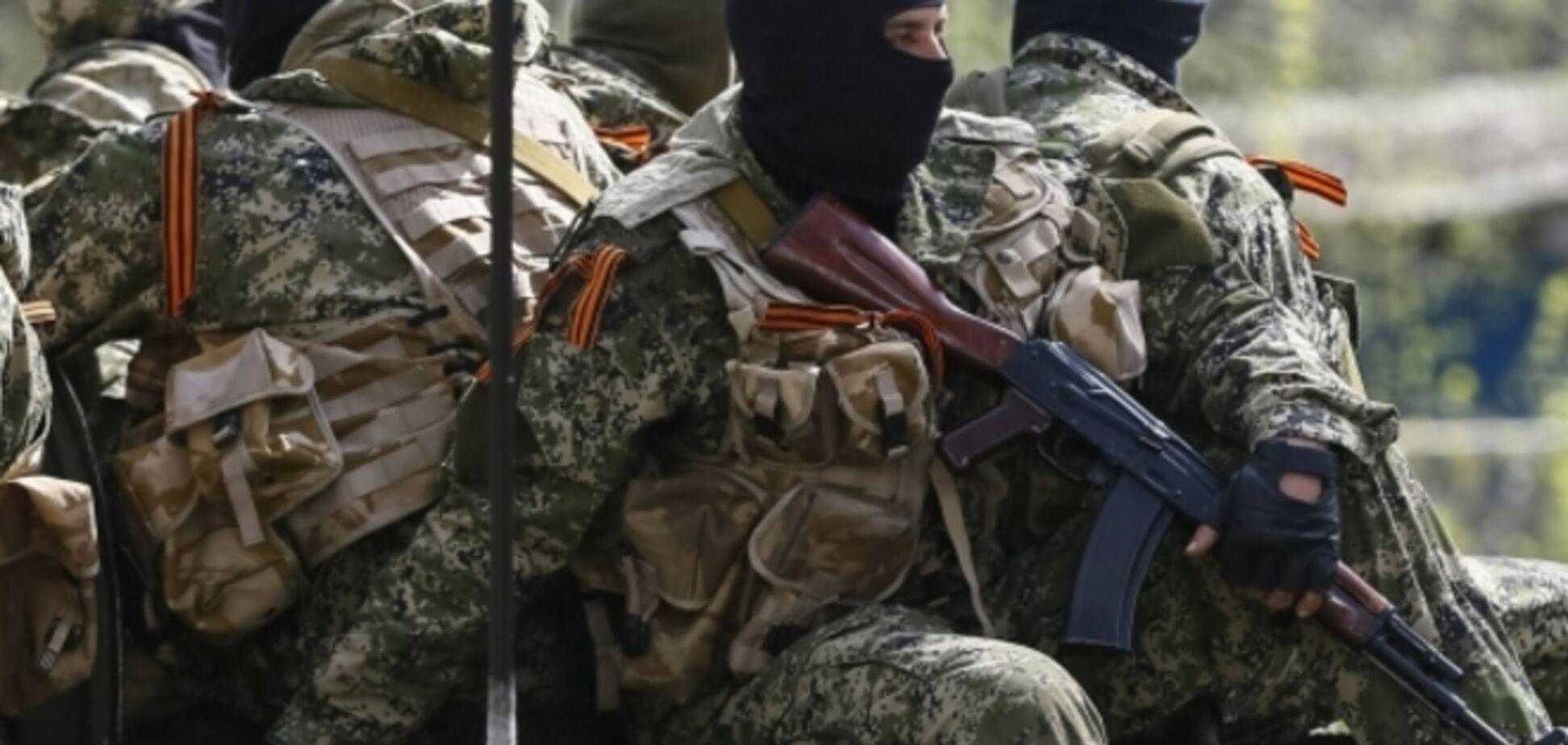 Террористы покинули здание Донбасстрансгаза в Краматорске