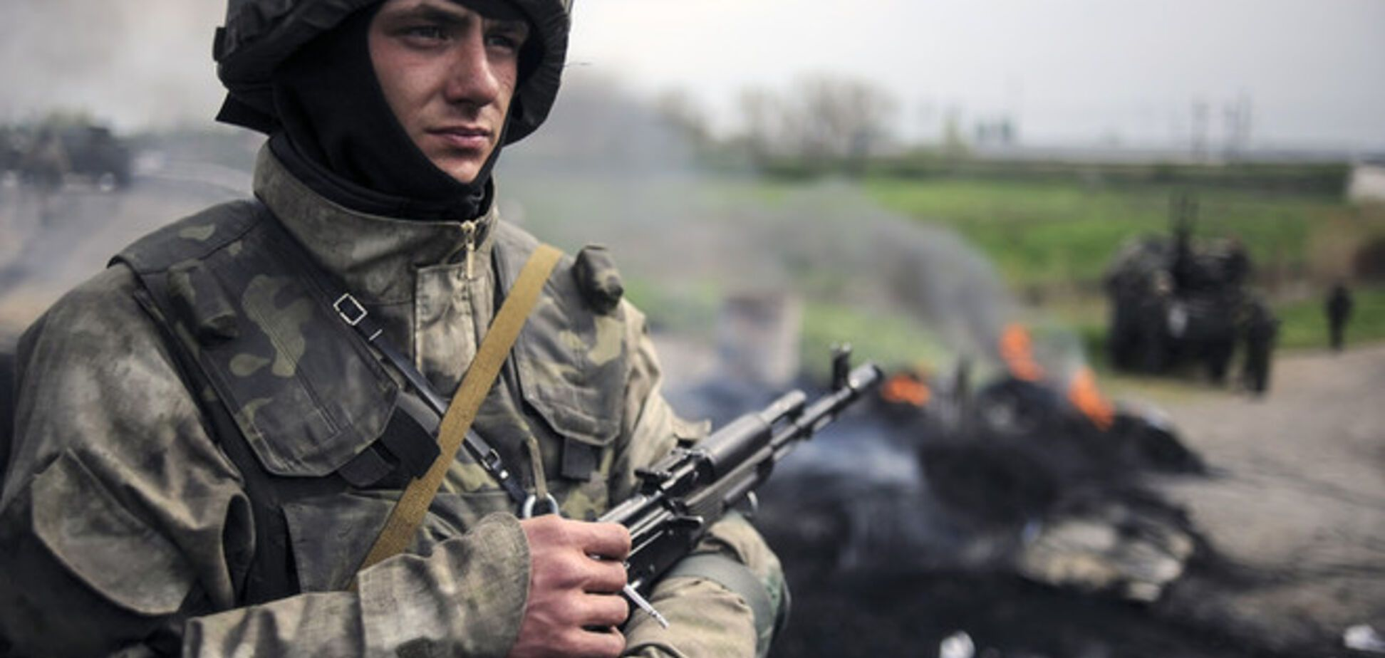 'Мэр' Славянска заявил, что во время АТО погибло 650 силовиков