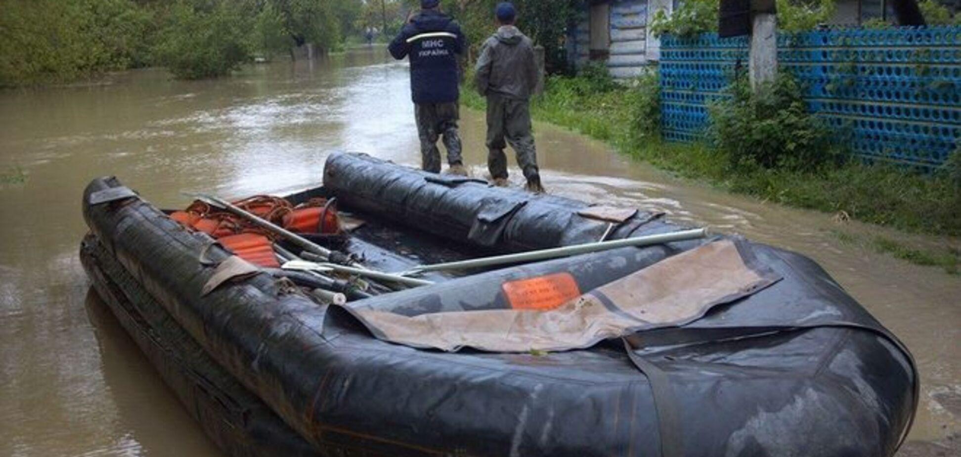 Непогода обесточила 75 населенных пунктов по Украине