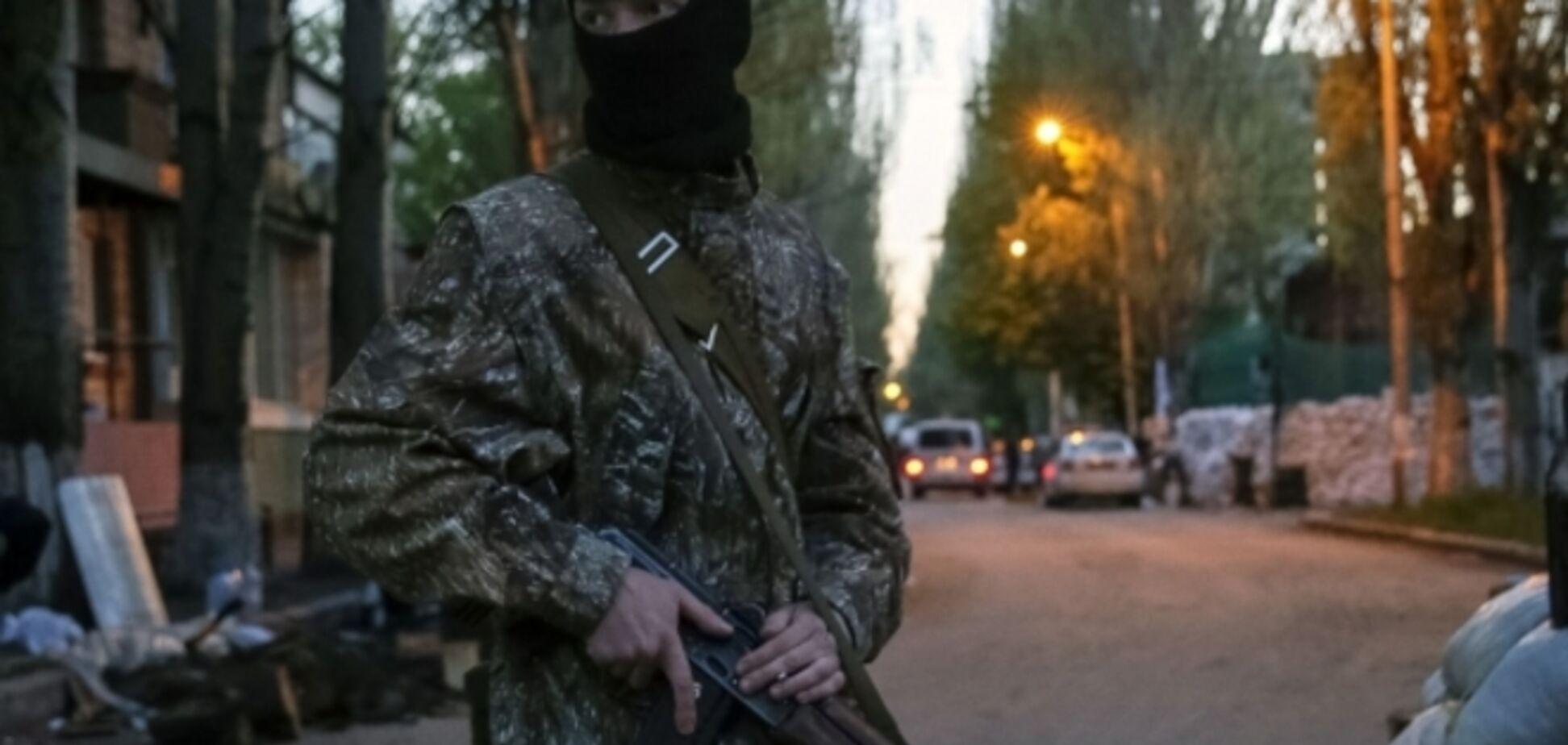 В ходе нападения на лагерь Нацгвардии под Славянском погиб террорист – Аваков