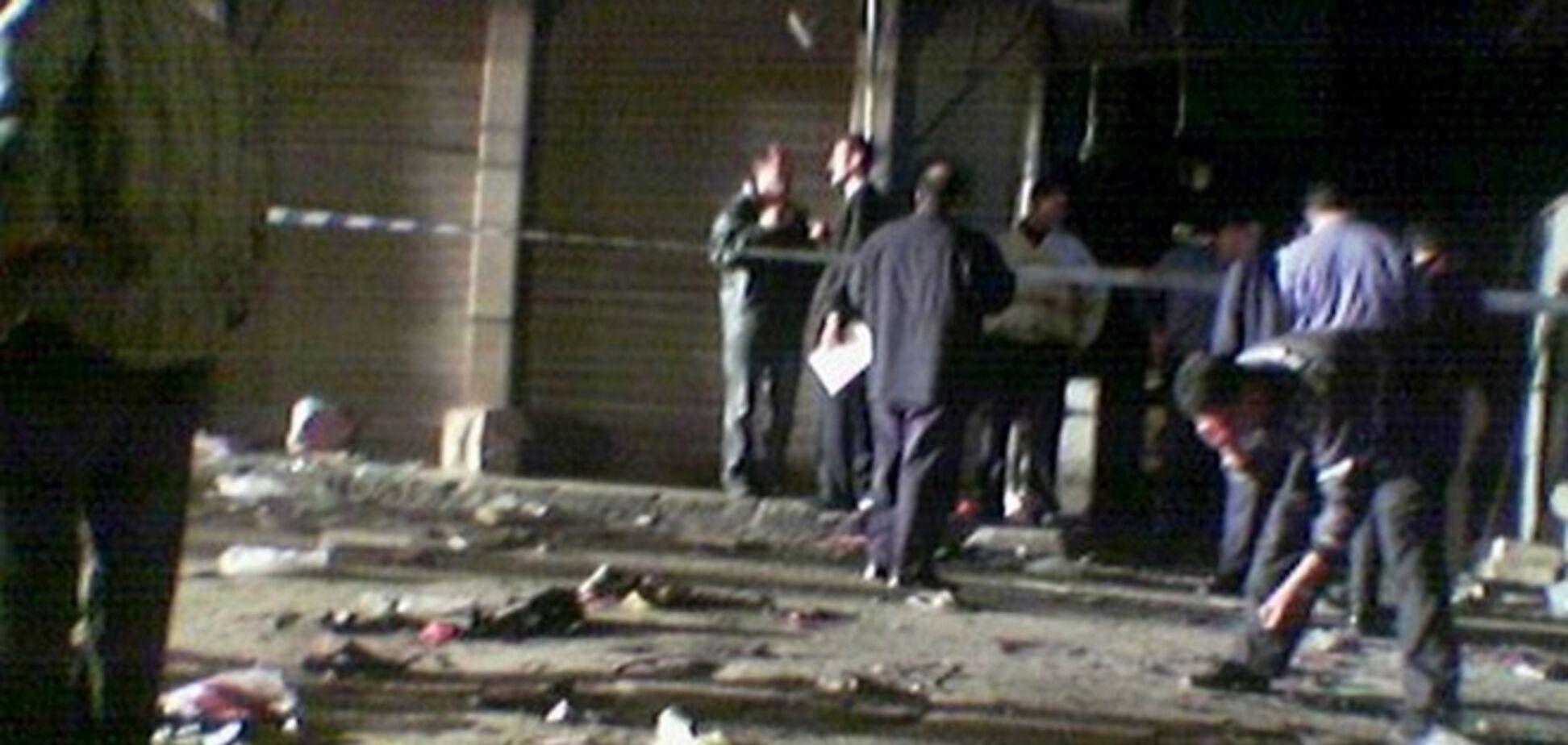 В Каире у предвыборного штаба экс-министра обороны Египта произошел взрыв
