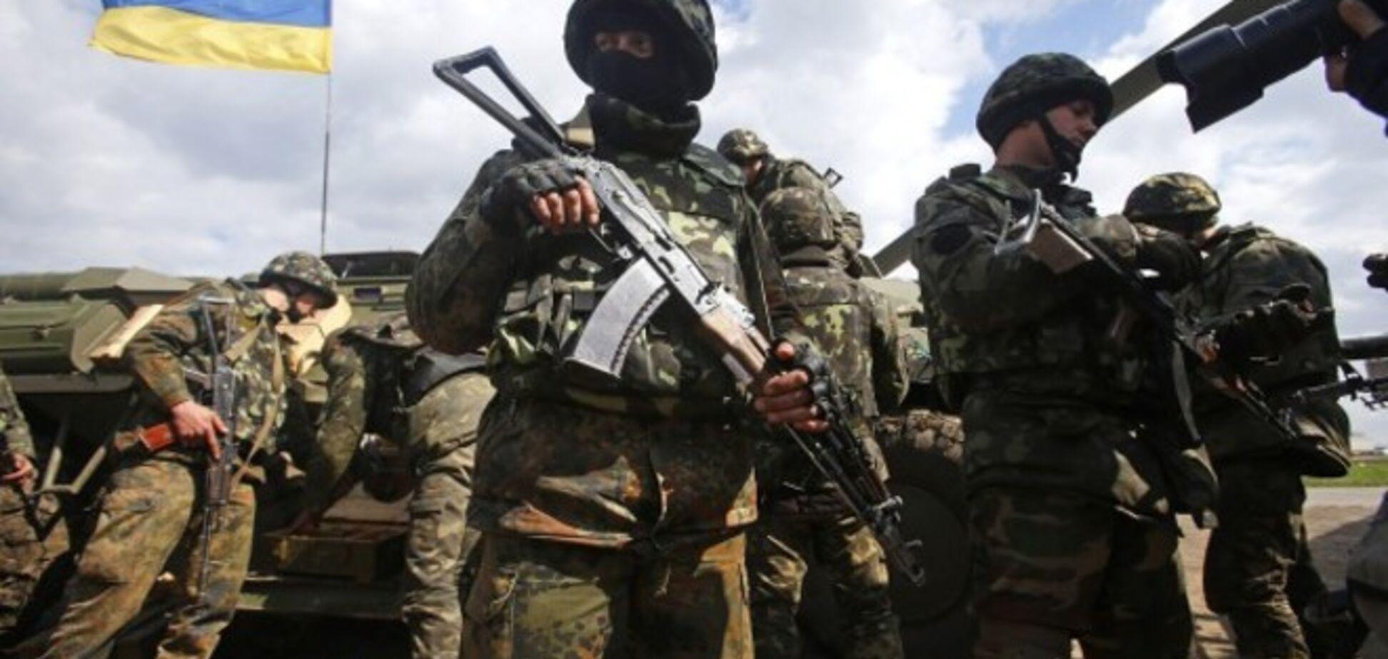 В Минобороны рассказали, как террористы 'отступили с перепуга'