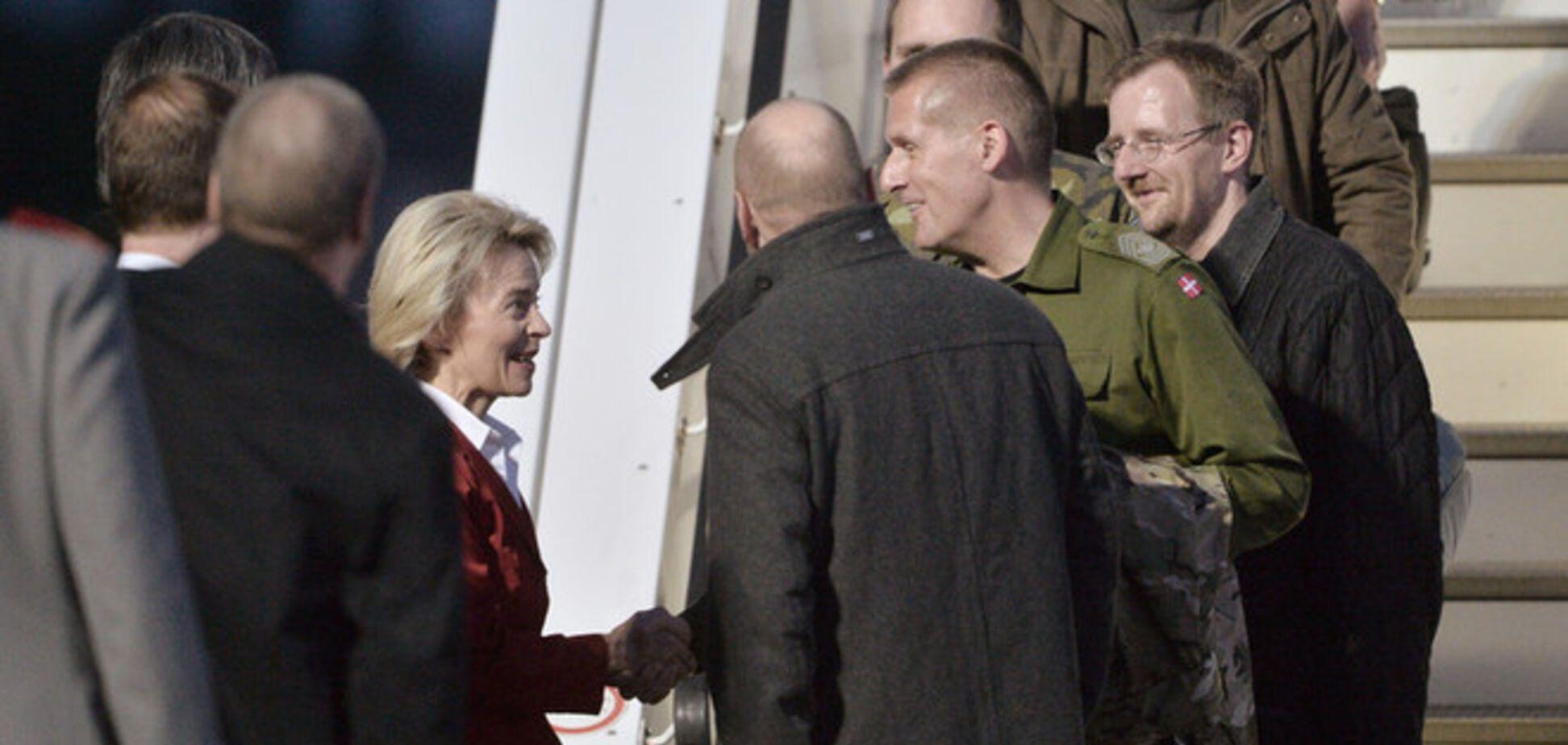 Германия расследует похищение военных инспекторов ОБСЕ в Славянске