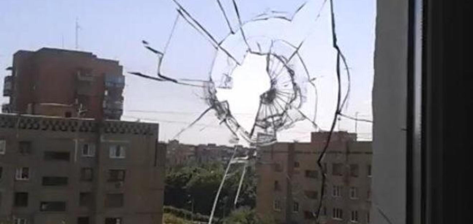 АТО в Краматорске: пули долетали до девятого этажа