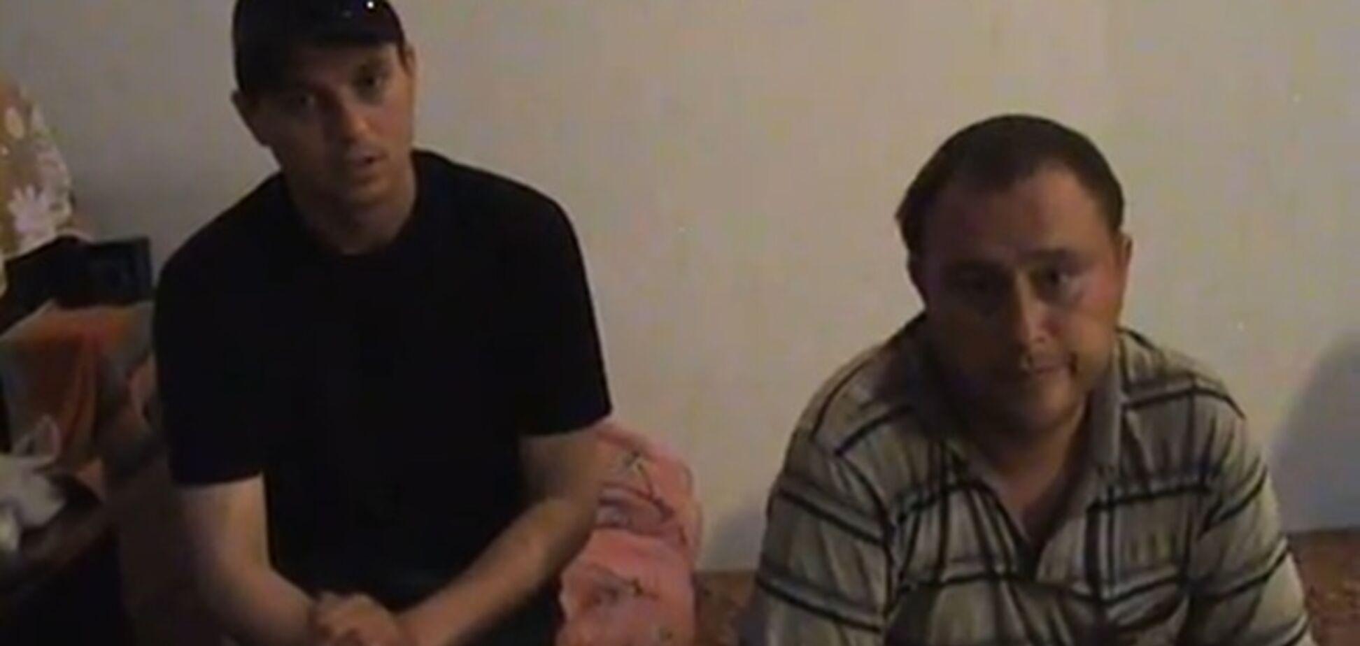 Луганские террористы поймали 'самозванцев', которые похищали людей