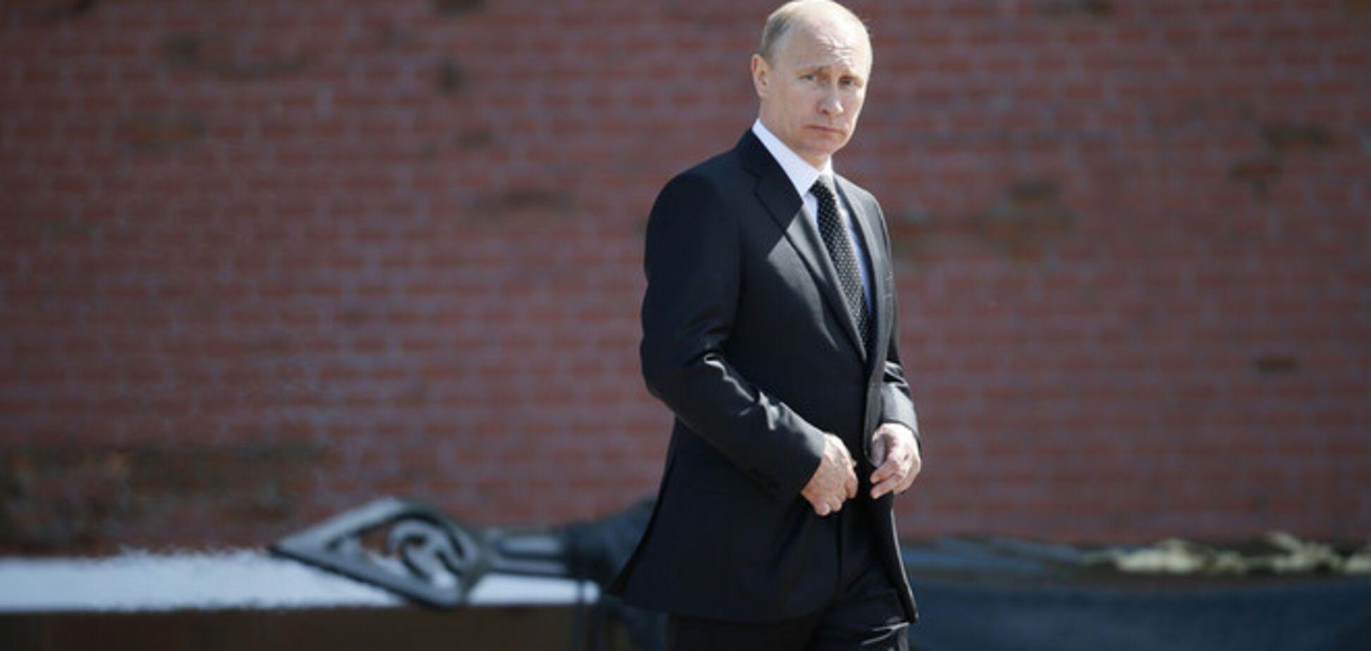 СМИ: в Москве на марш против Путина вышел один человек