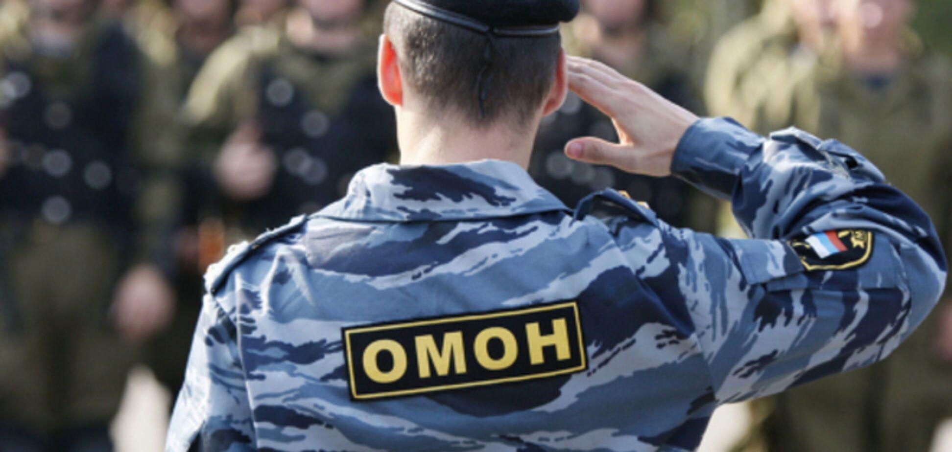 Оператор-документалист задержан ОМОНом в Симферополе
