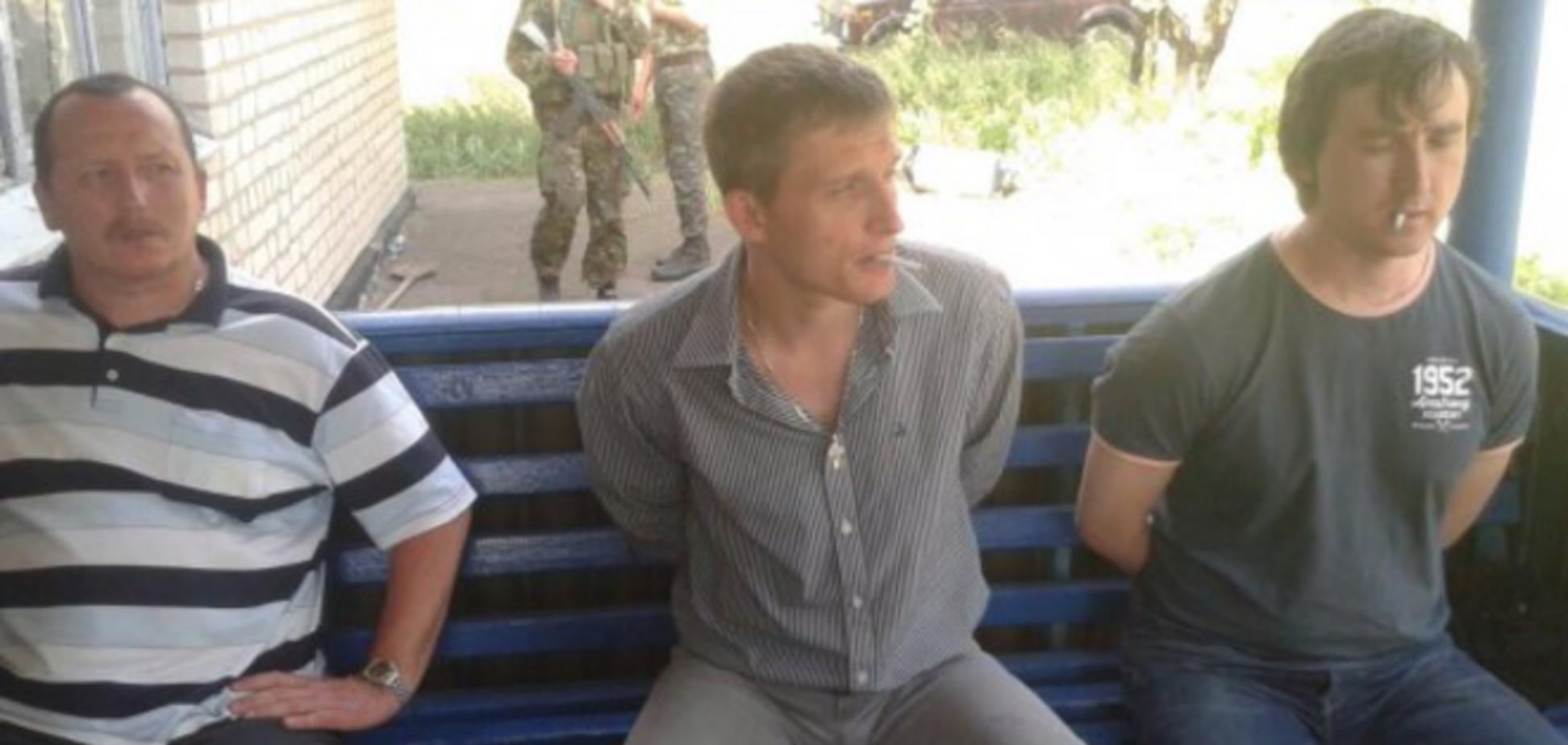 Задержанные в Краматорске российские журналисты помогали террористам – СНБО
