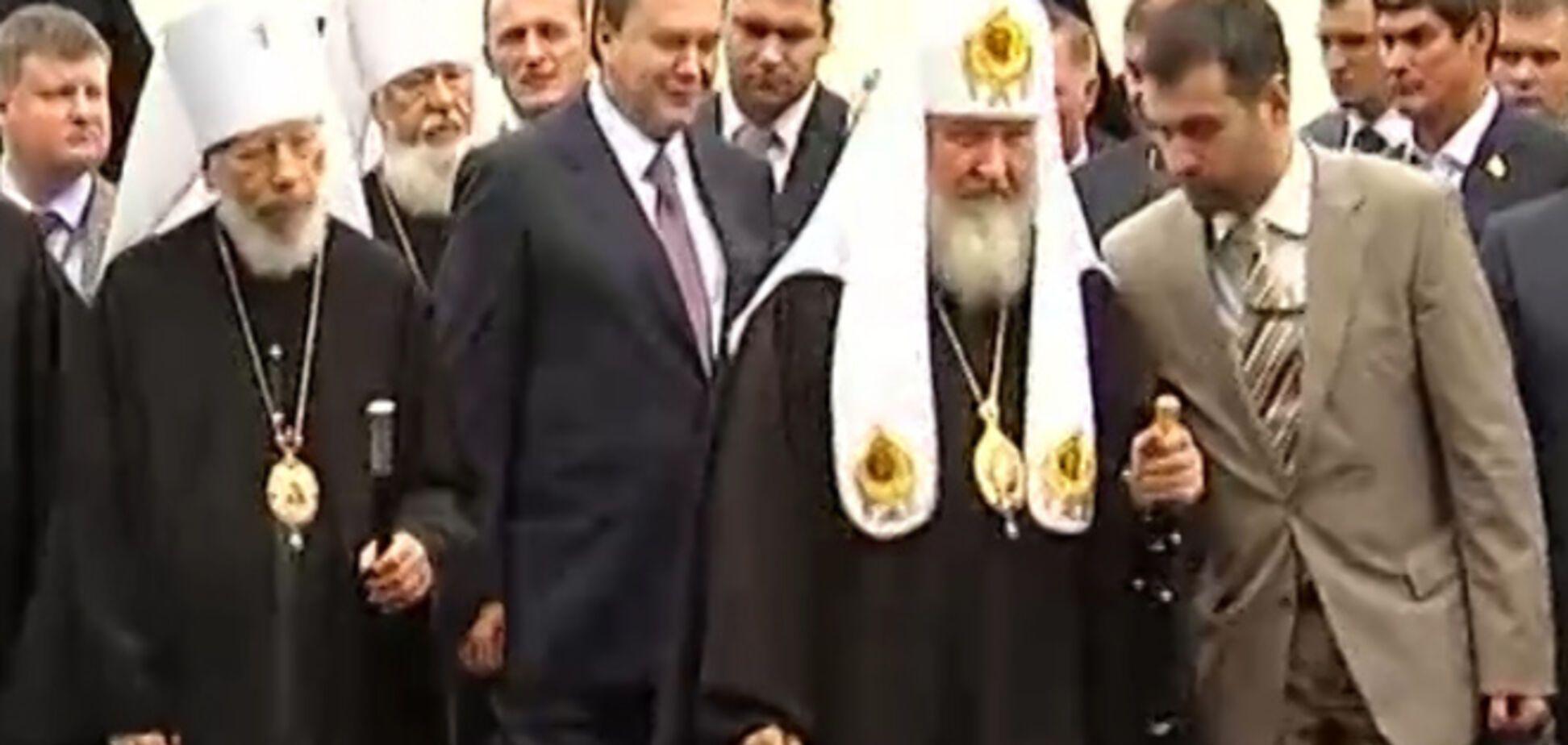Россия готовила диверсии в Украины под прикрытием РПЦ – СМИ