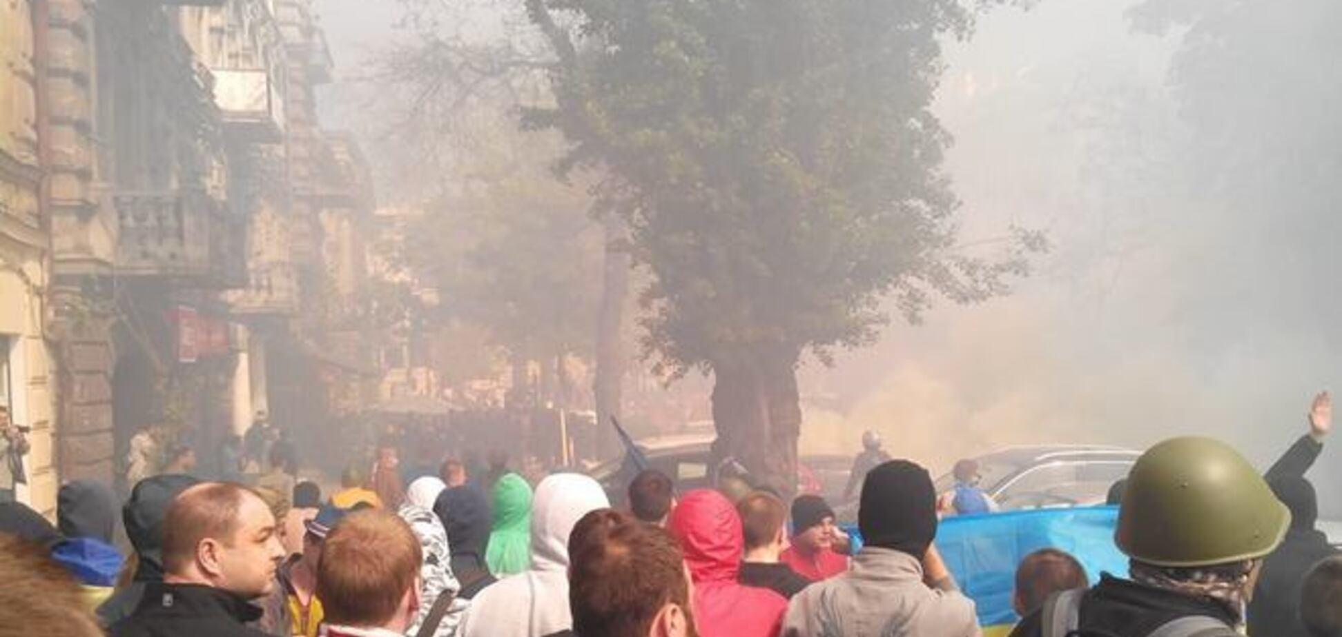 В Одессе задержали убийцу проукраинского активиста