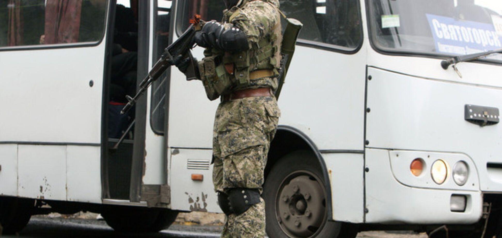 МВД выдвинуло ультиматум террористам в Славянске
