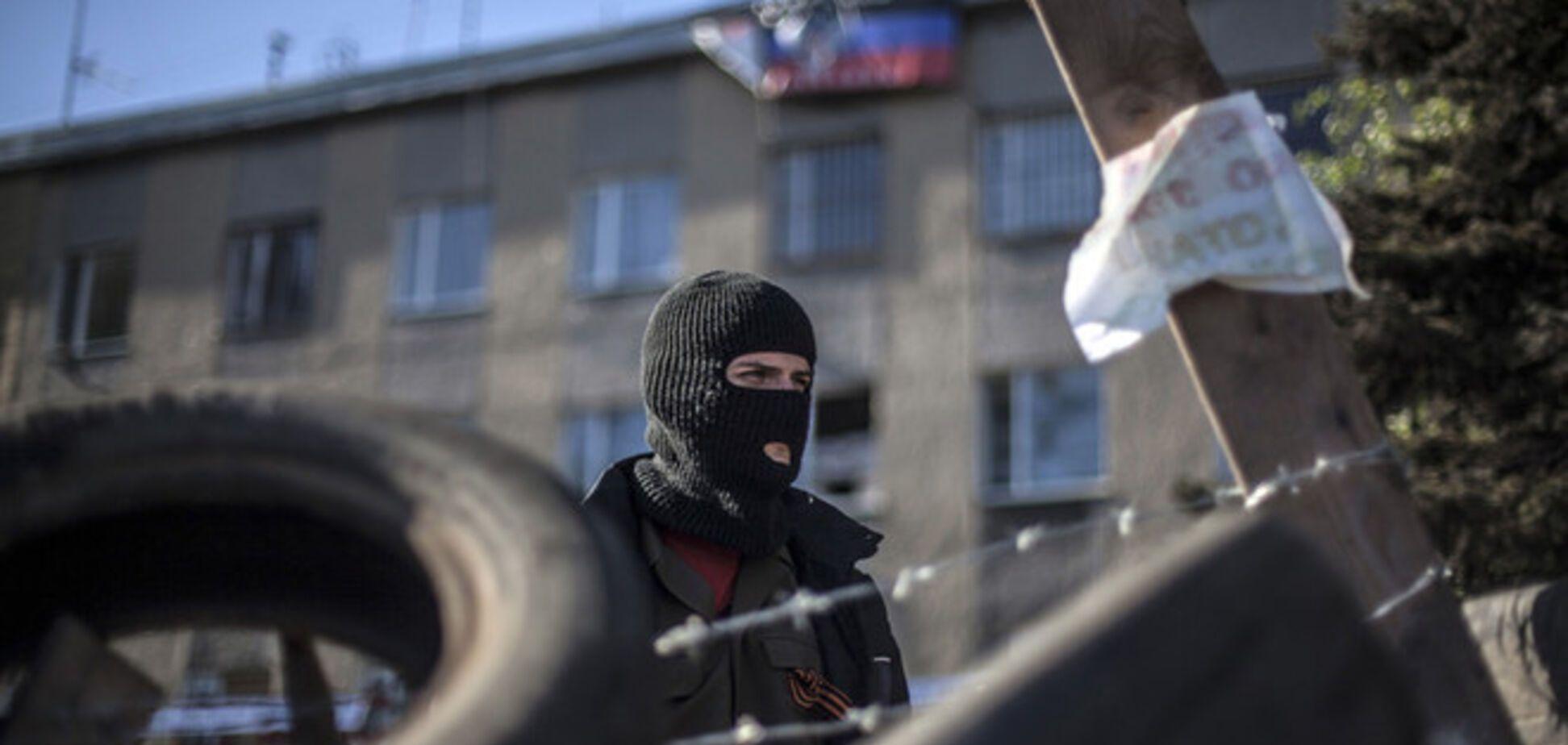 В Донецке террористы похитили активиста местной самообороны