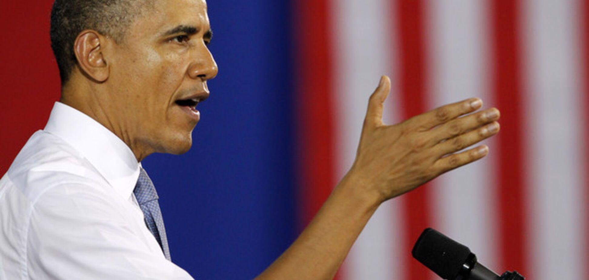 Республіканці вимагають від Обами жорсткої реакції на поведінку Путіна
