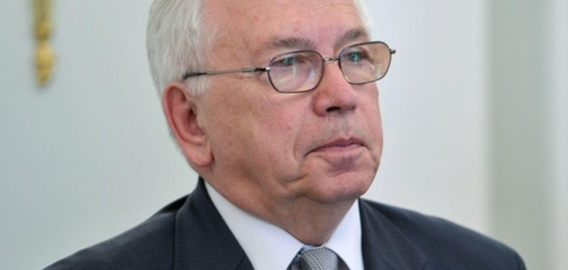 МЗС РФ заявляє, що Лукін може вивезти зі Слов'янська представників ОБСЄ