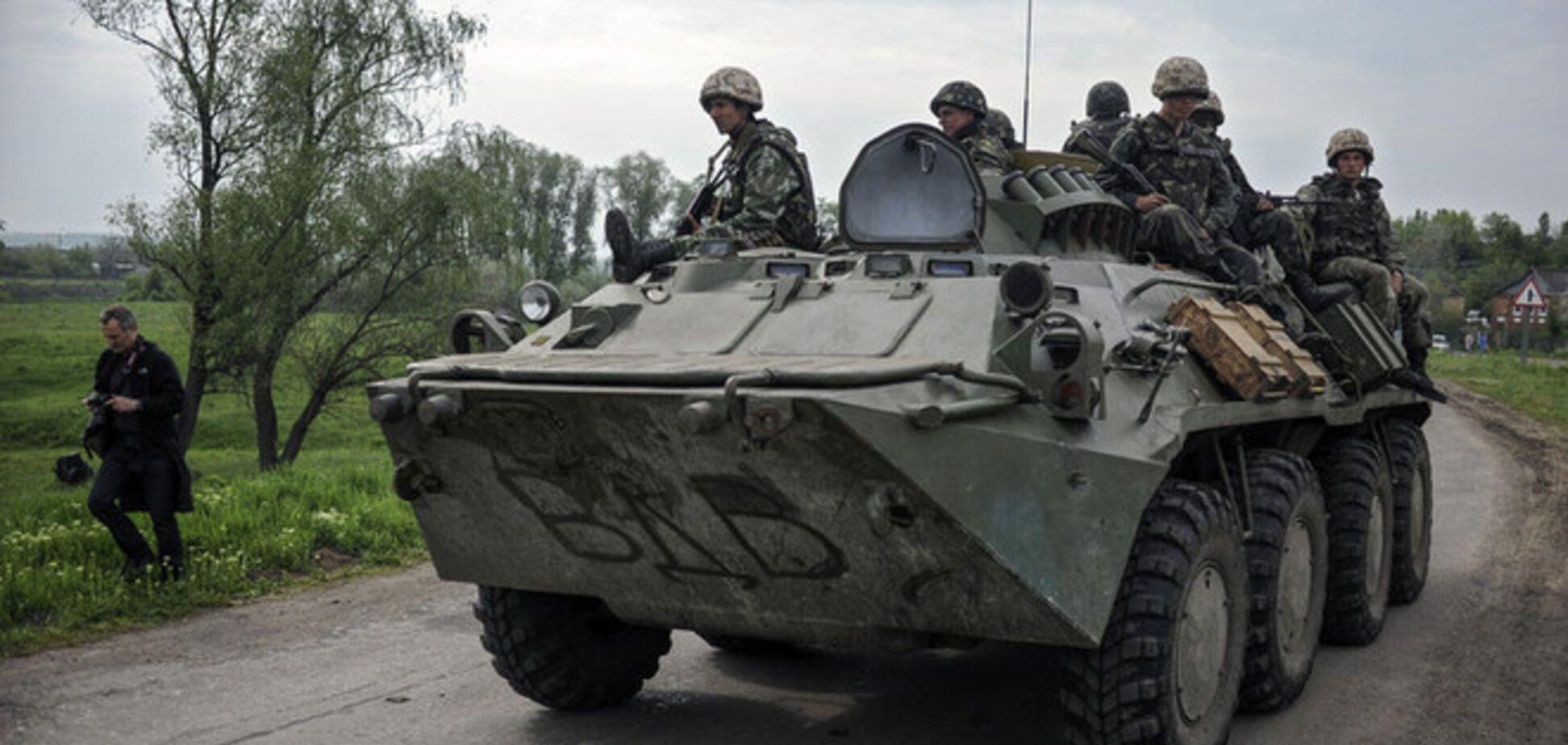МЗС України прокоментував заяви Лаврова про 'Рембо' в Слов'янську
