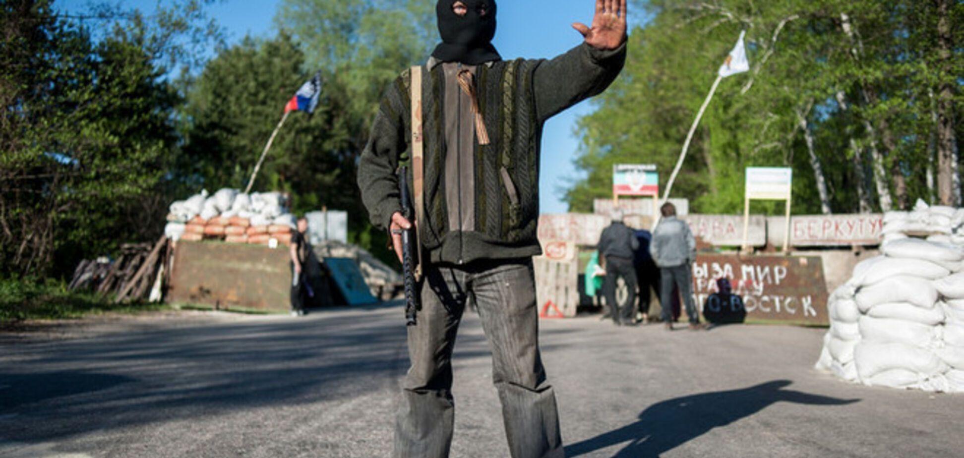 Террористы ищут способы вырваться из Славянска
