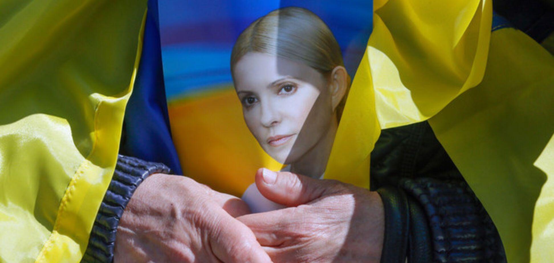 Тимошенко просуває ідеї Медведчука та Симоненка