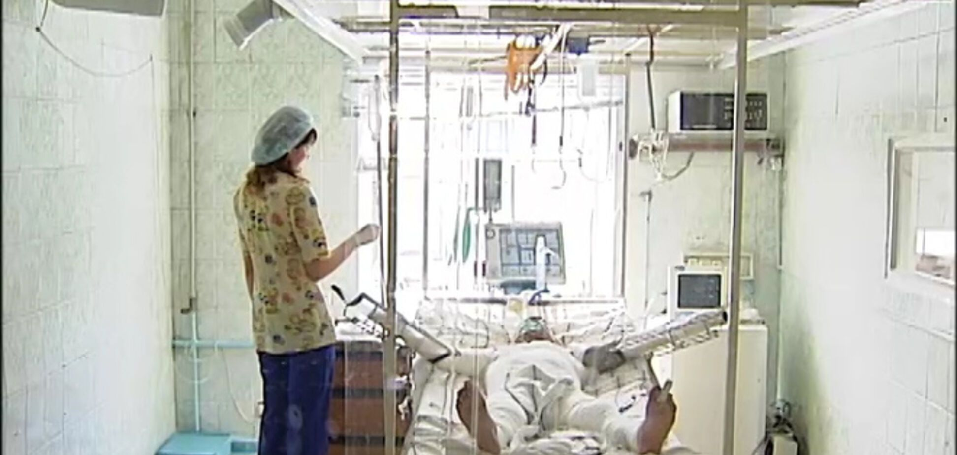 Мобилизованный получил 85% ожогов тела после взрыва на Херсонщине