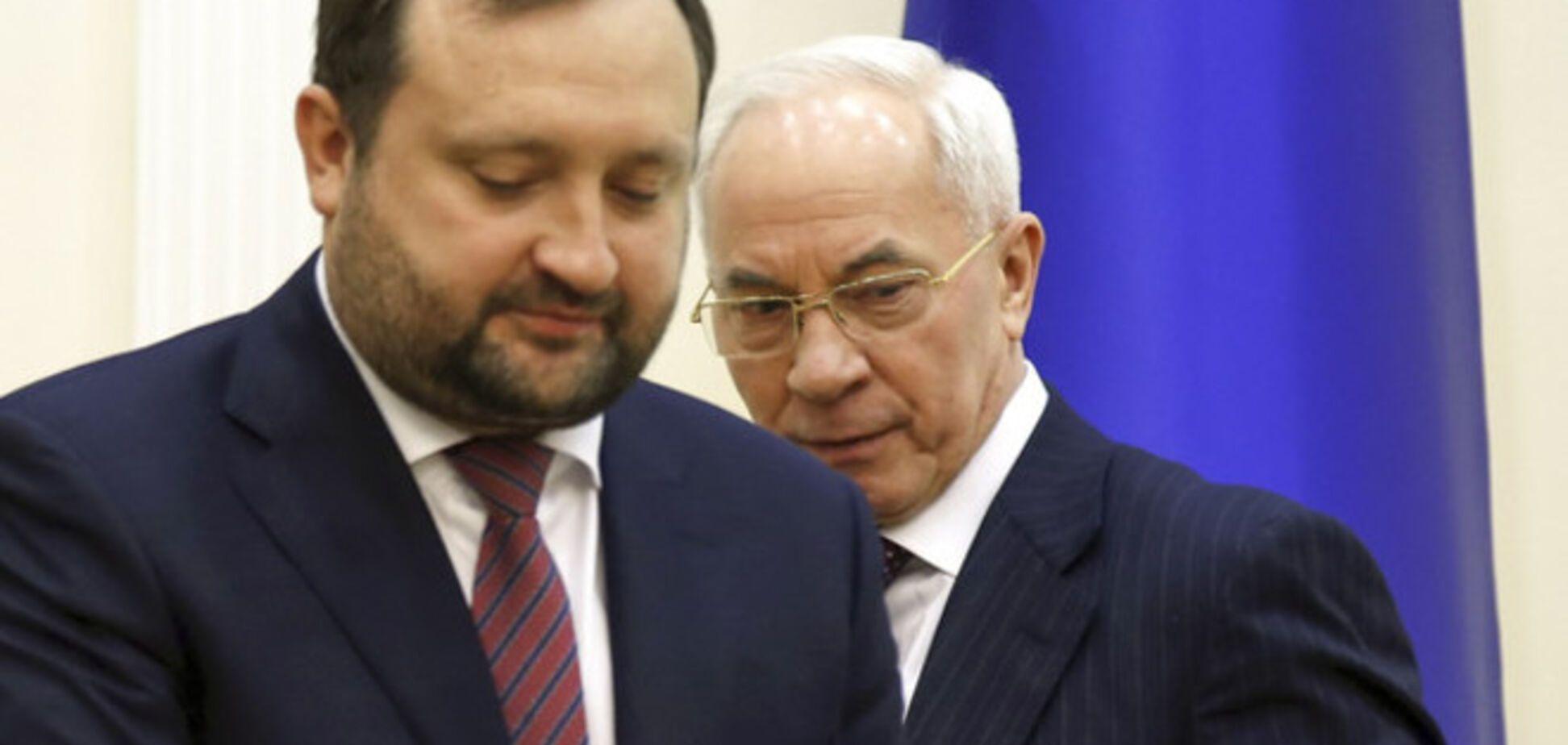 ГПУ: Арбузов растратил 120 млн грн госсредств при создании телеканала
