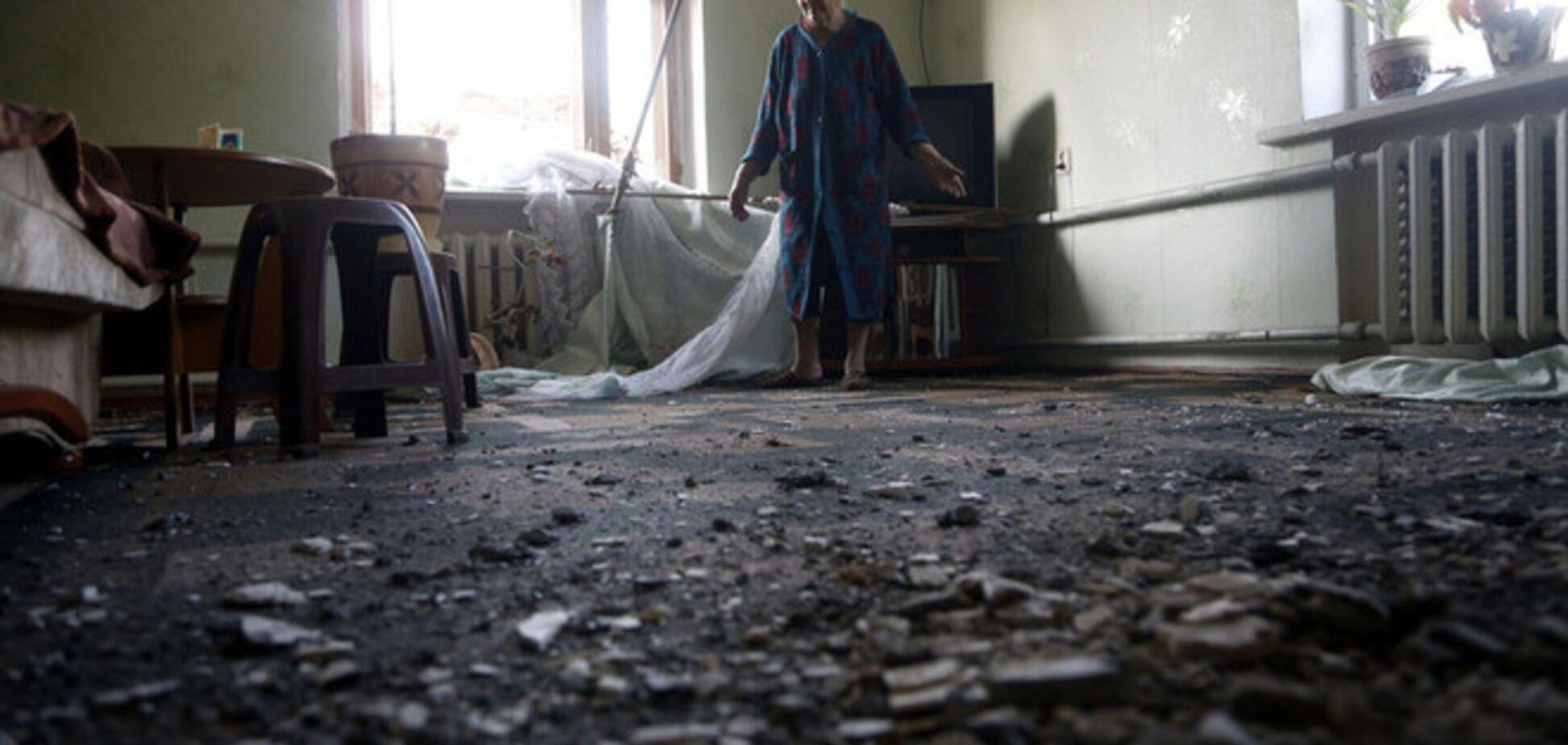 В Славянском районе из-за активных боевых действий обесточены пять сел
