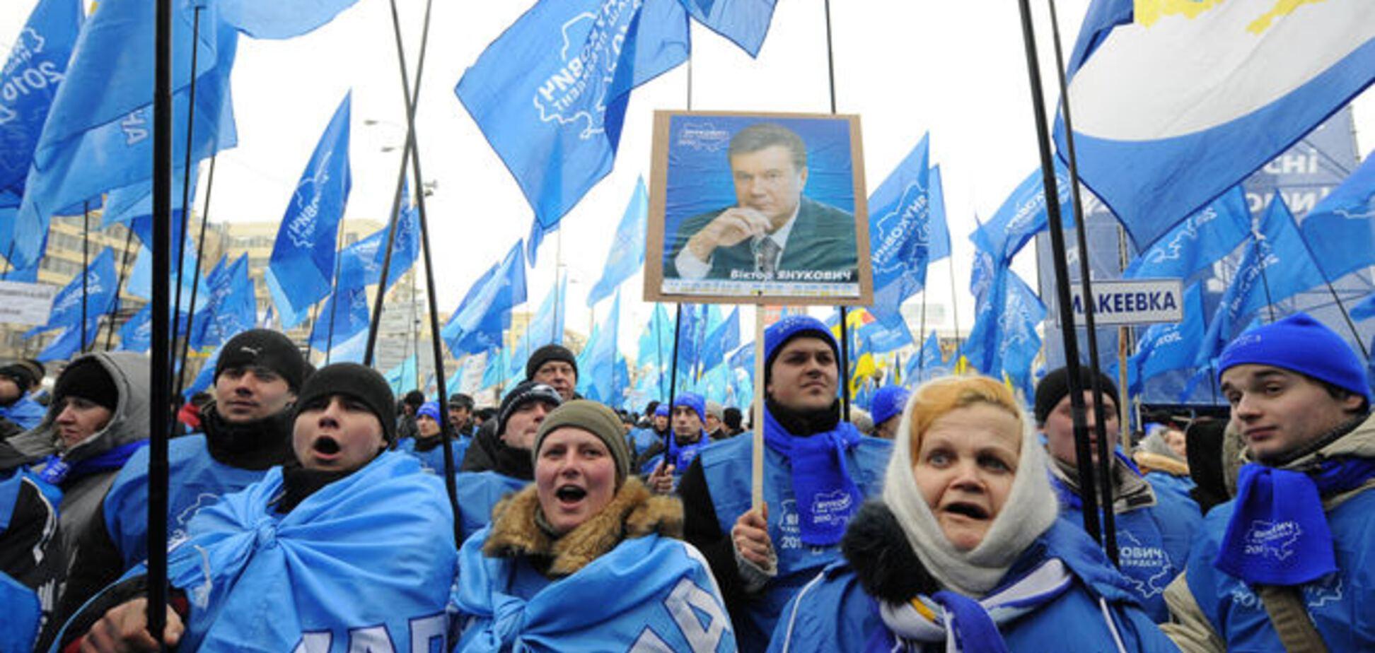 ПР уличили в антиукраинской деятельности. Документ