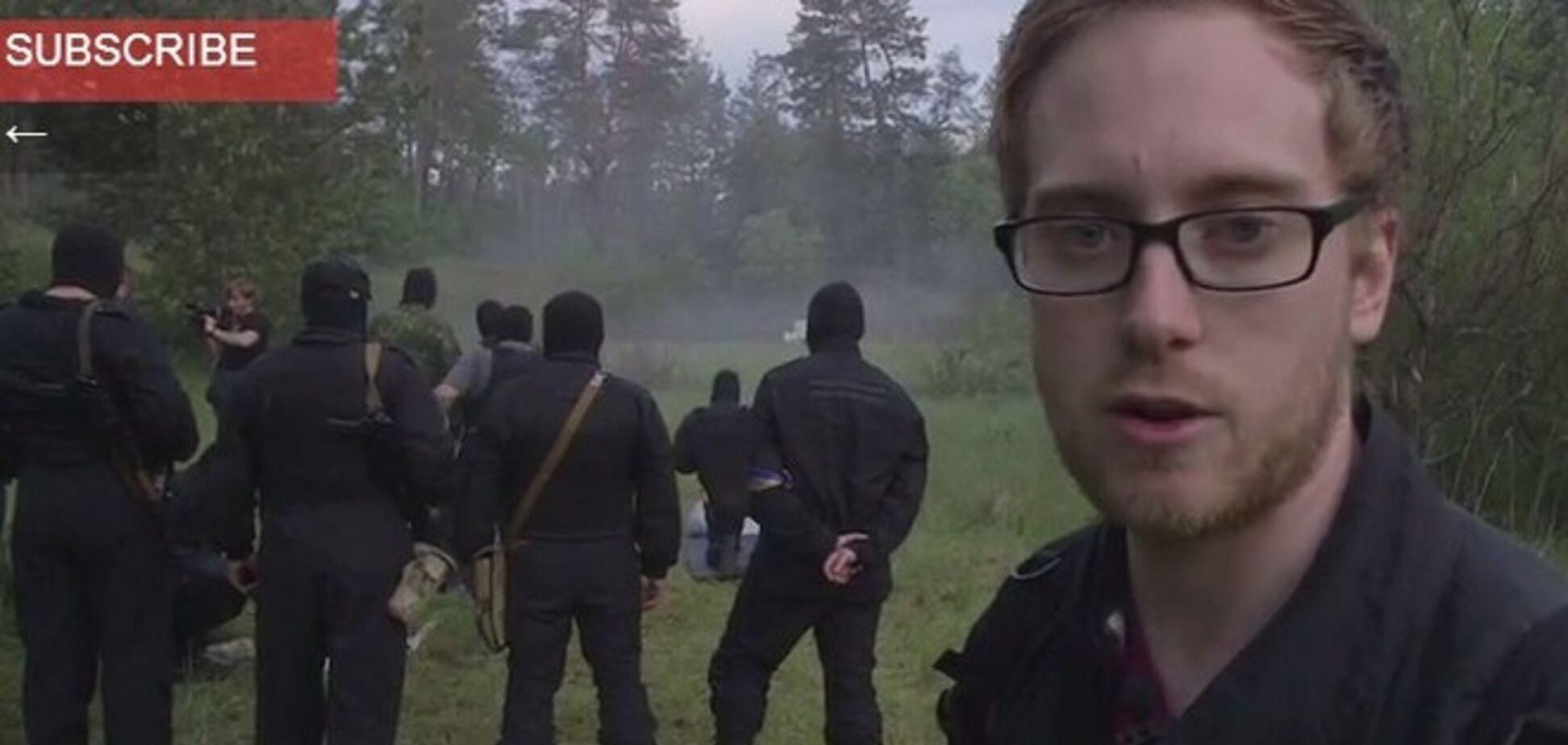 Журналист VICE NEWS снял на видео одну из операций батальона 'Донбасс'