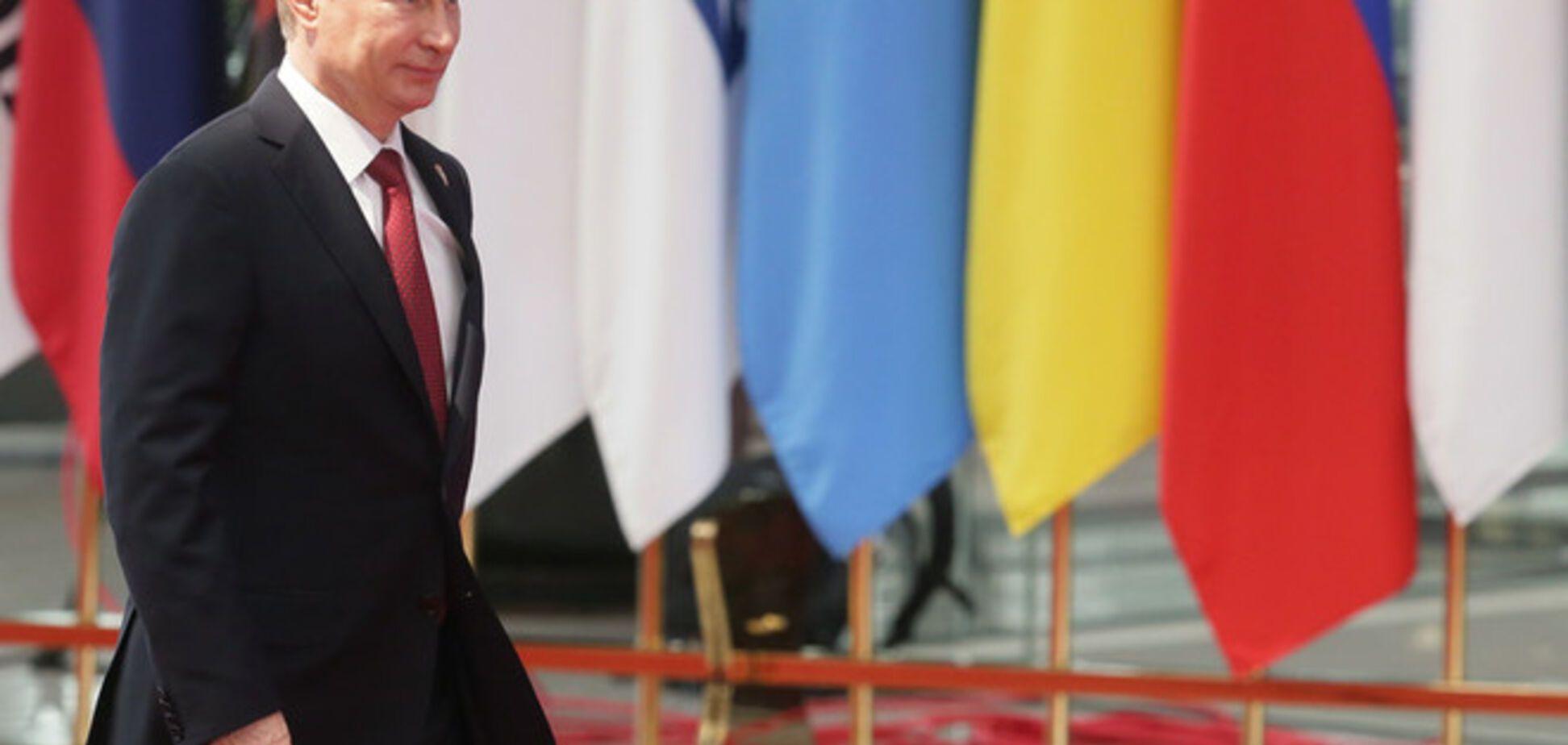 Путін розповів китайцям про затримання в Росії українських радикалів