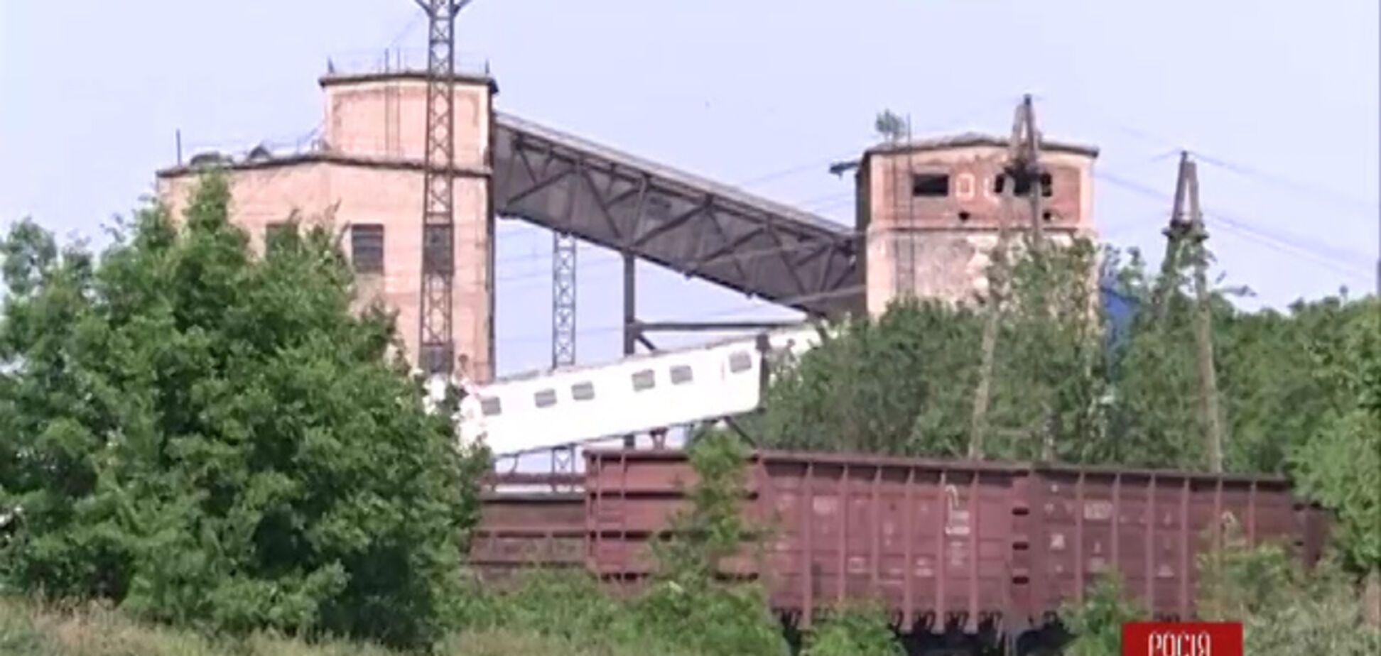 В российском Донецке промышляли черной контрабандой, а шахты давно развалились