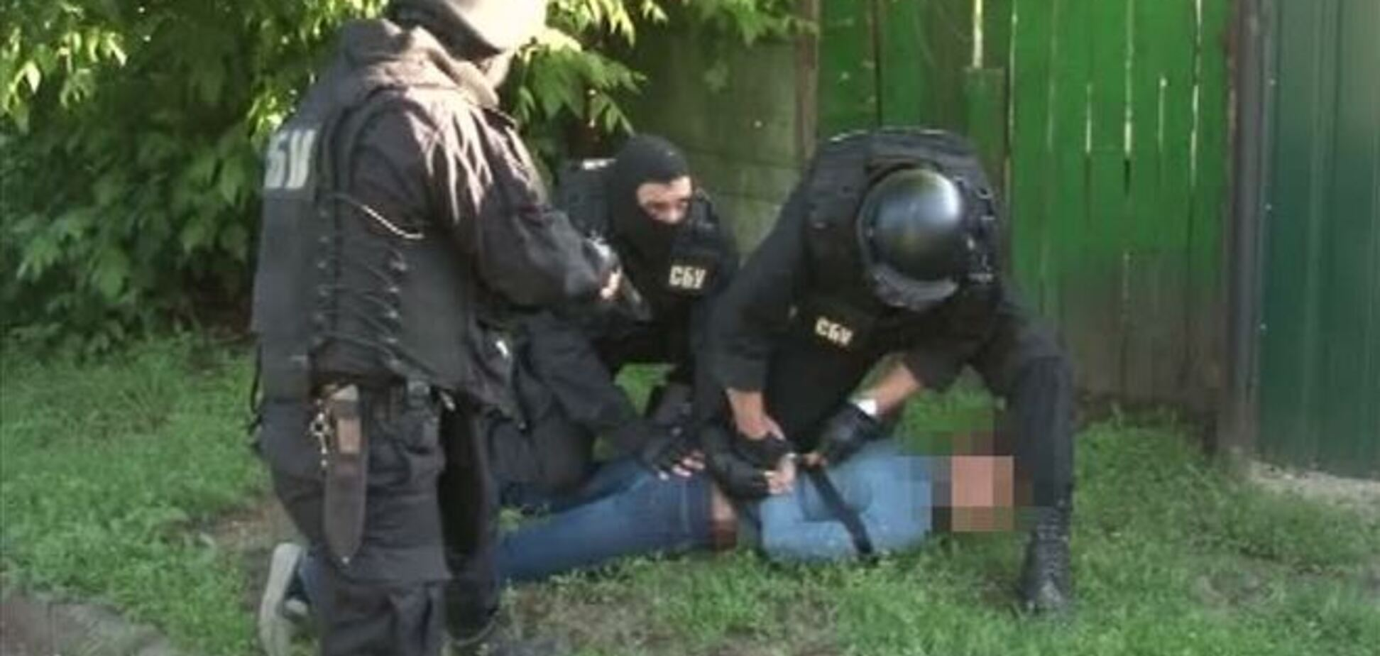 В Черкассах задержали офицера, который призывал к перевороту. Видеофакт