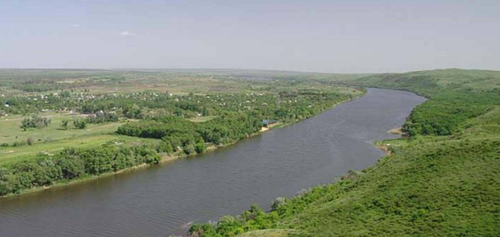На Луганщине боевики взорвали мост через Северский Донец: один убит, двое ранены