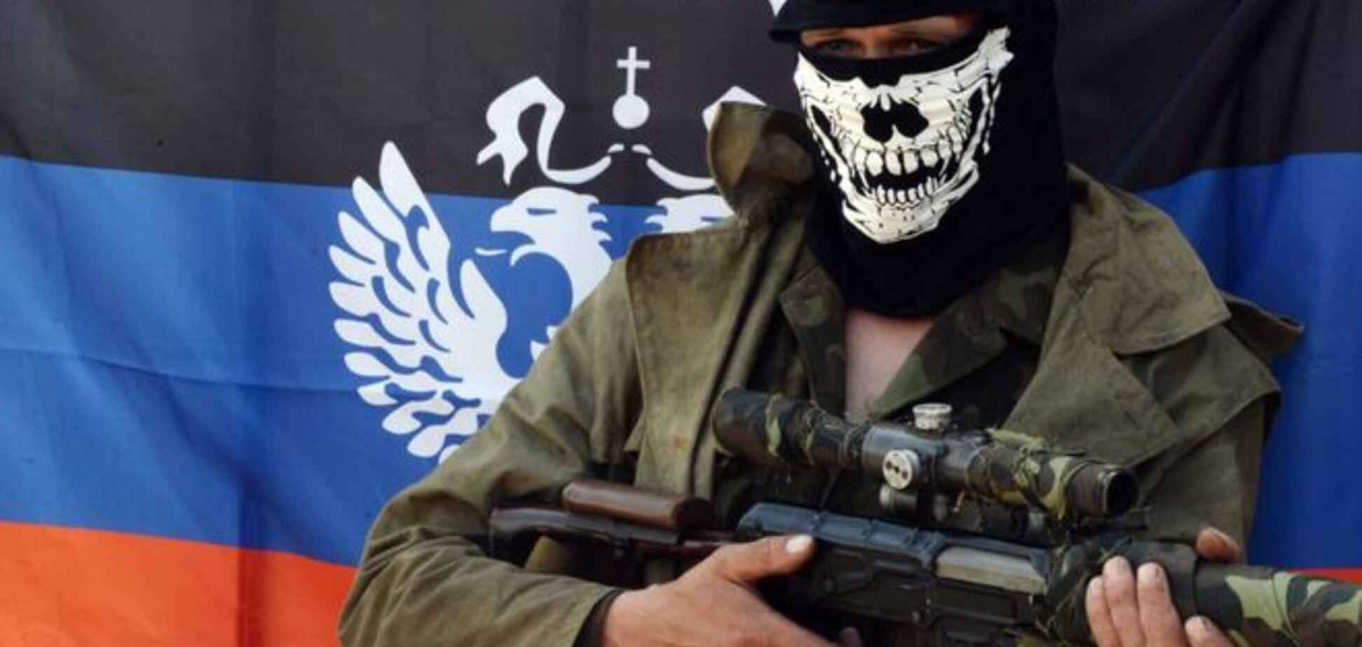 Террористы насильственно национализируют предприятия в Донецкой области