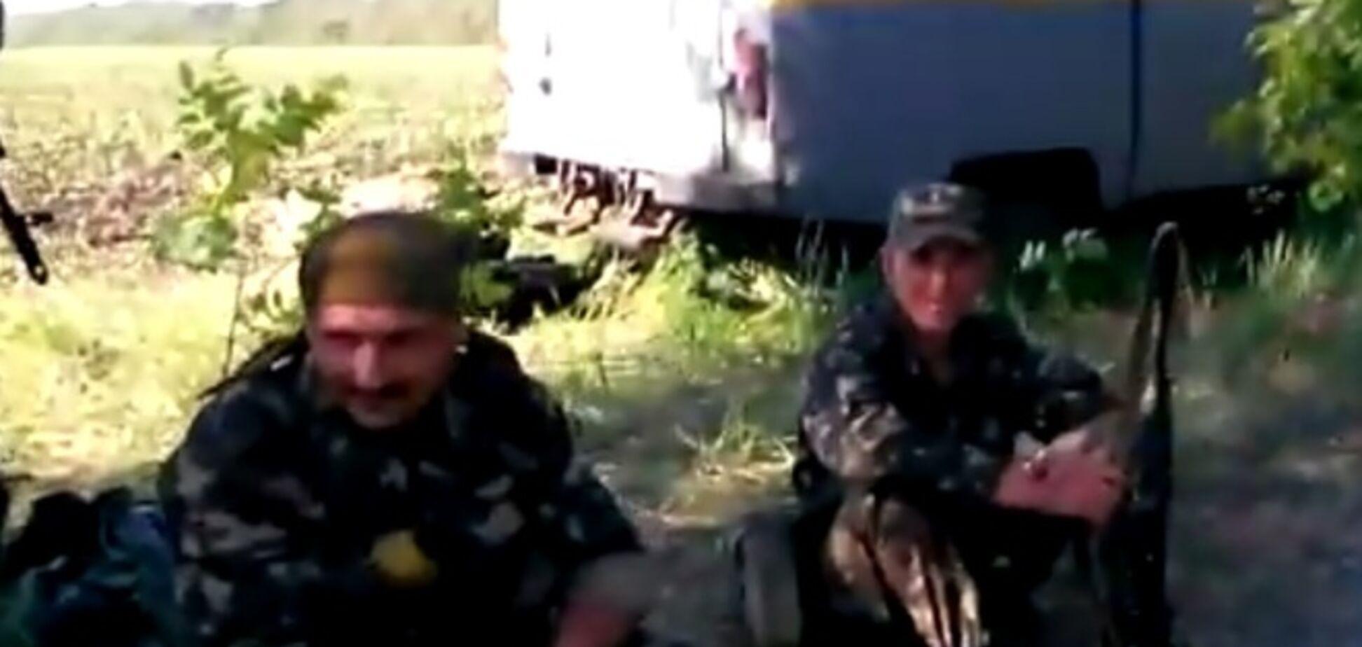 Обнародовано видео военнослужащих накануне расстрела террористами под Волновахой