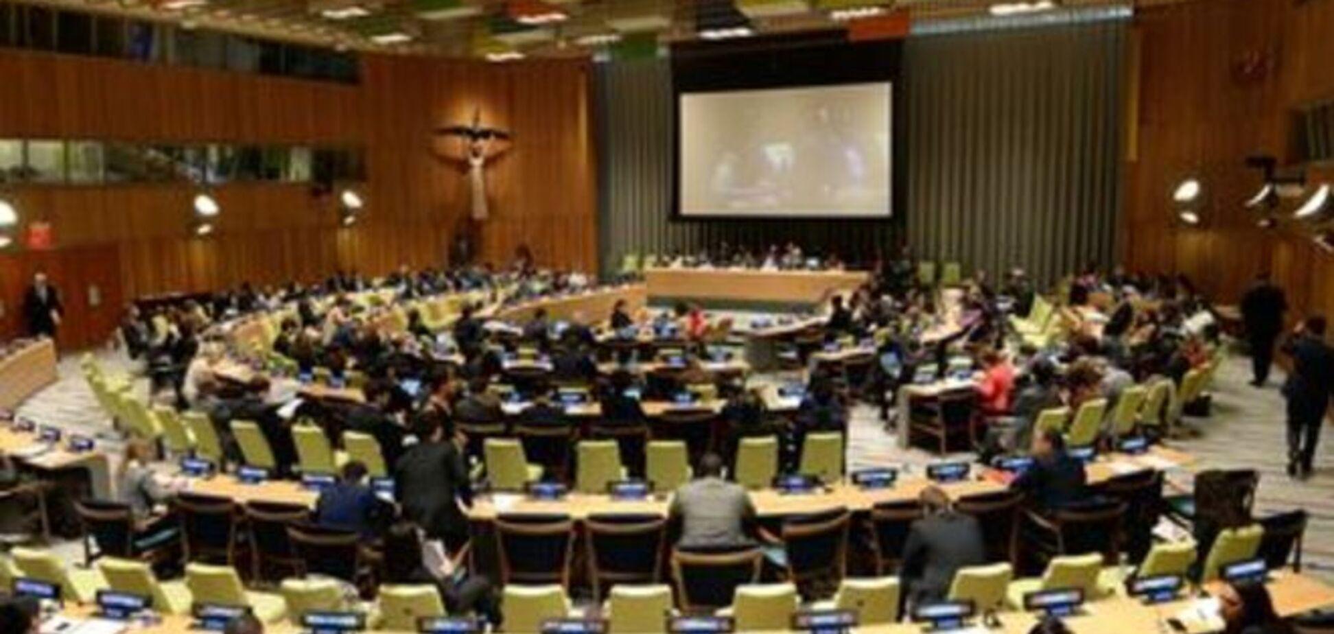 В ООН не поддержали обращение РФ касательно расследования трагедии в Одессе