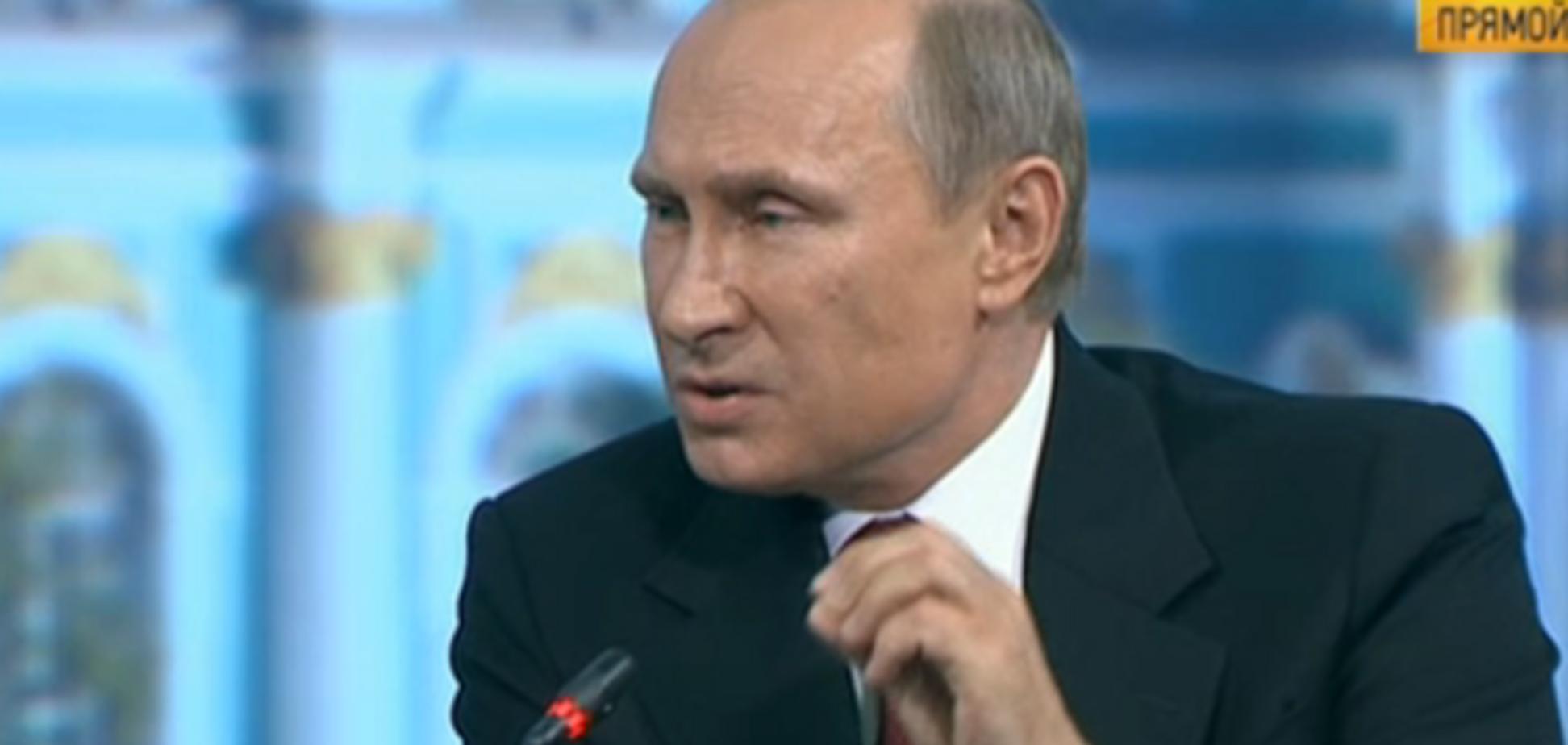 Путин пообещал, что Россия с уважением отнесется к результатам выборов Президента Украины