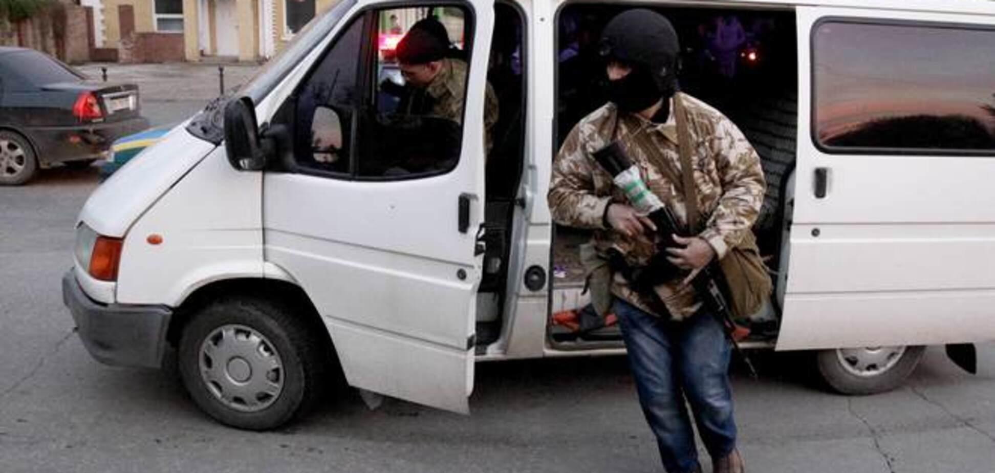 В Луганске террористы похитили общественного активиста