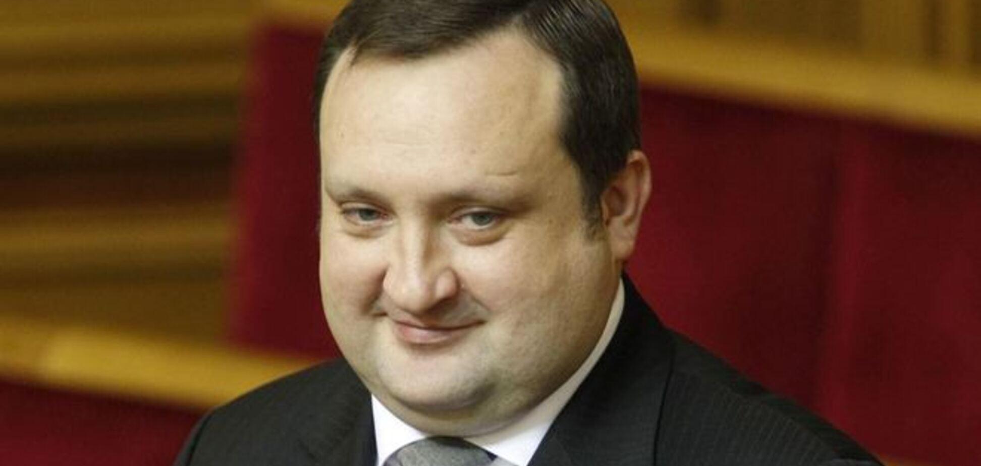 Генпрокуратура объявила Арбузова в розыск