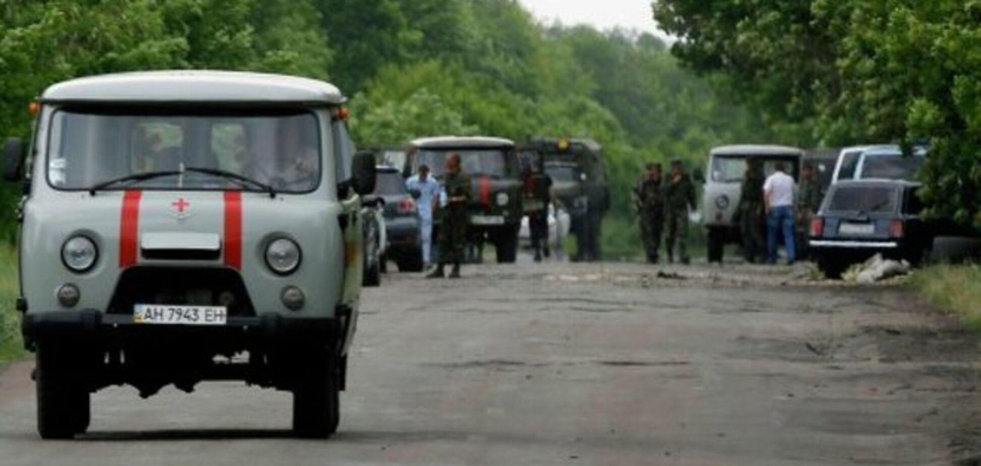 Трагедию под Волновахой устроили российские наемники - журналист
