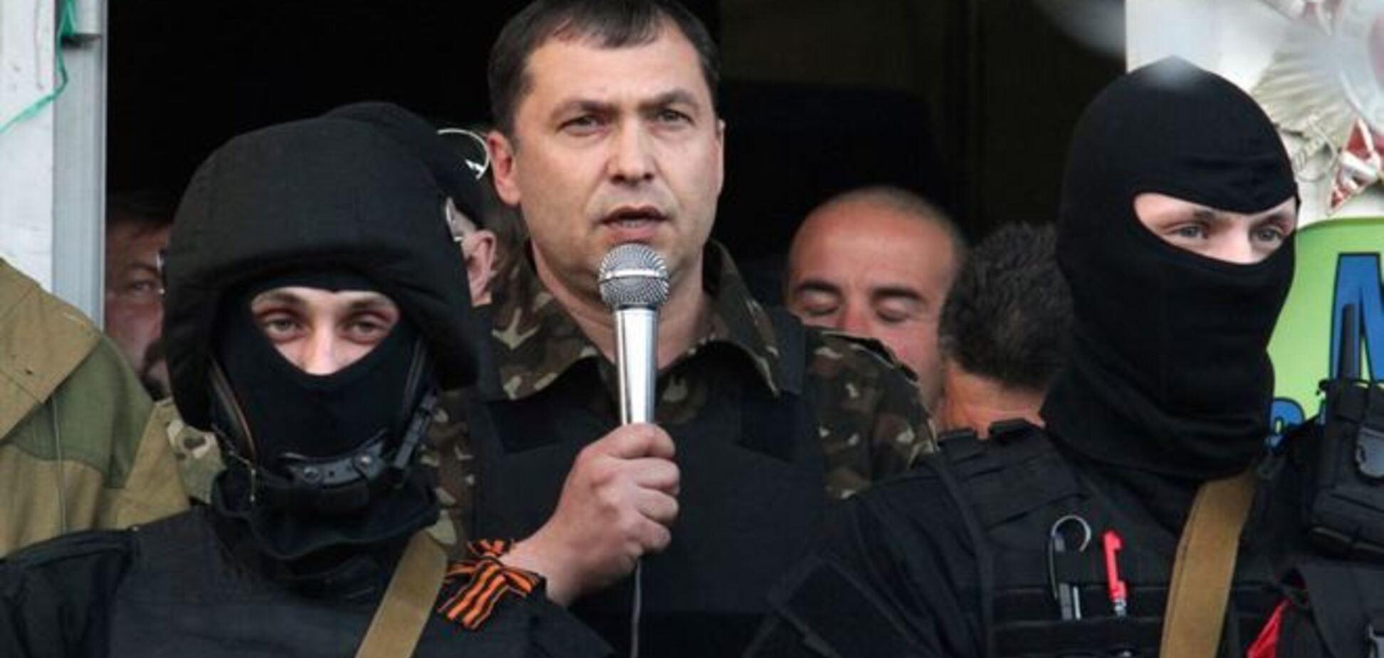 Луганские террористы анонсируют взрывы на избирательных участках в день голосования