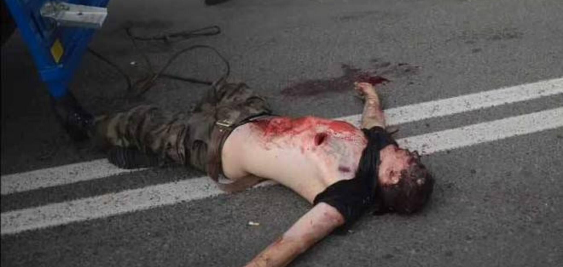 СМИ: жестоко убитый на Донетчине 'нацист' - не из батальона 'Донбасс'