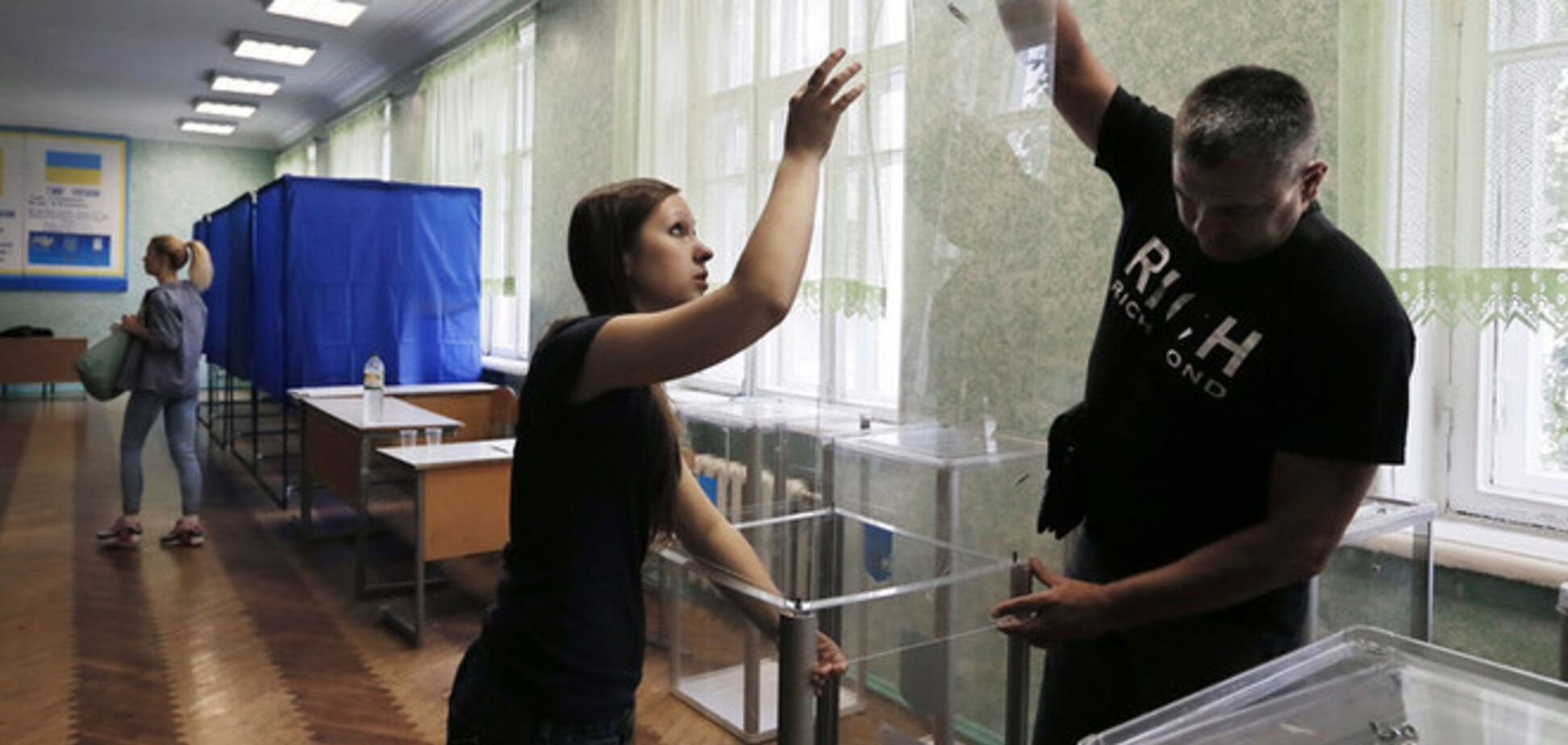 Центризбирком разрешил членам ОИК в Донецке не проводить выборы - СМИ