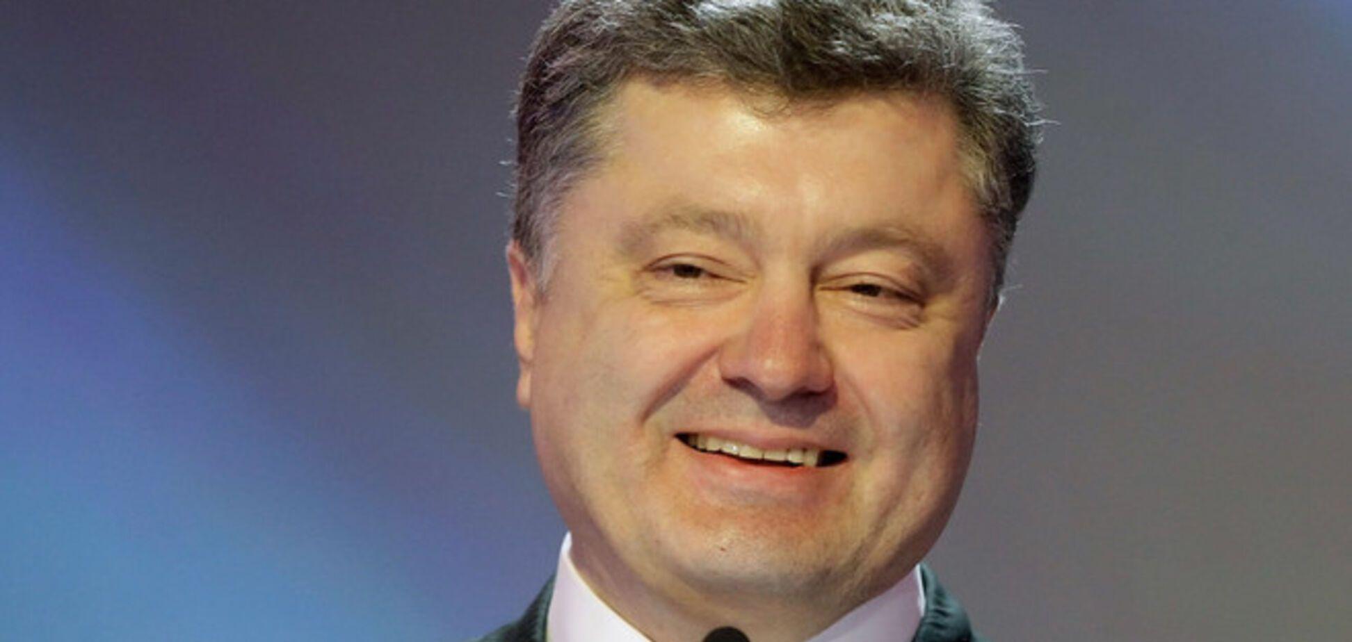 Экзит-поллы: Порошенко побеждает уже в первом туре