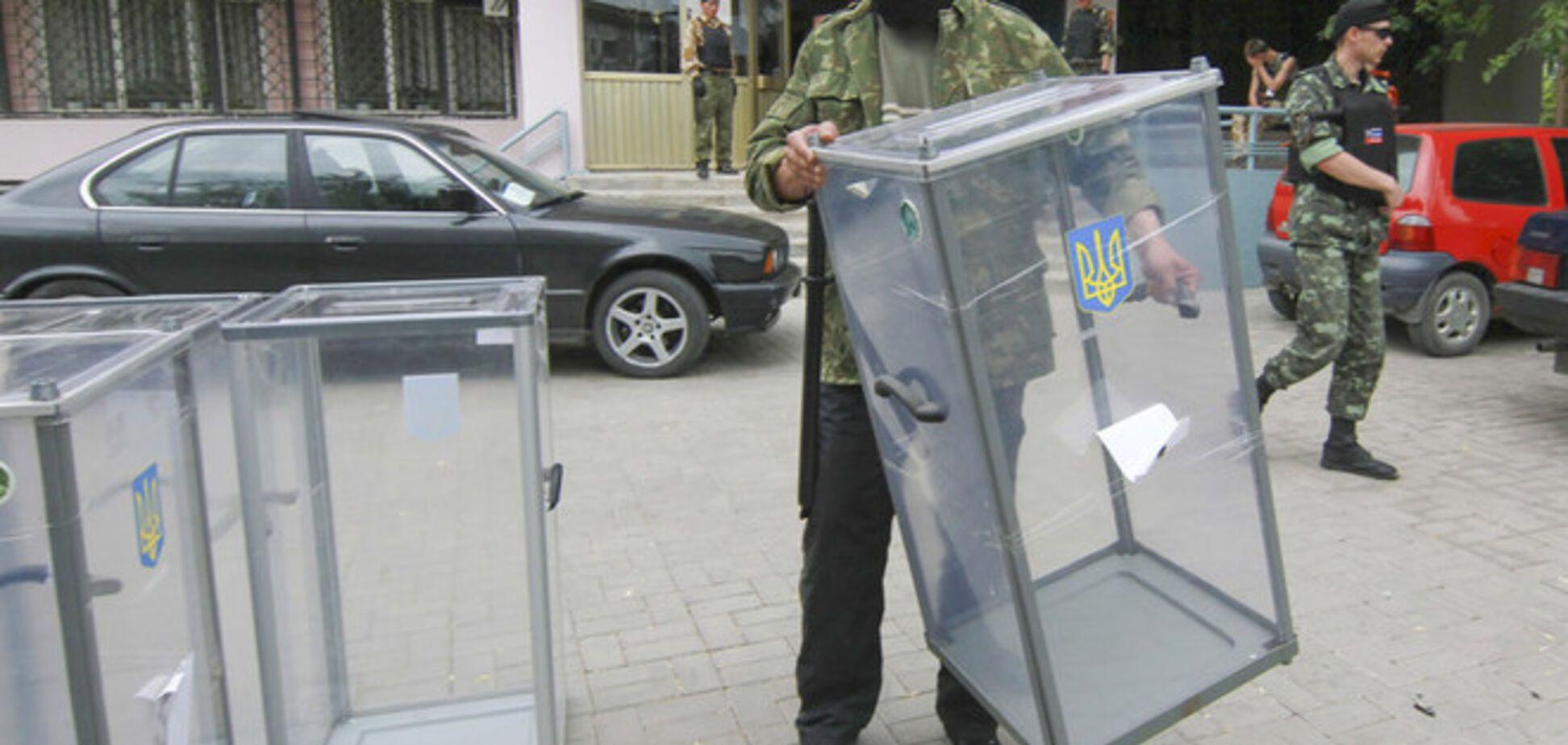 ДонОГА: в Снежном из-за террористов выборы не состоятся