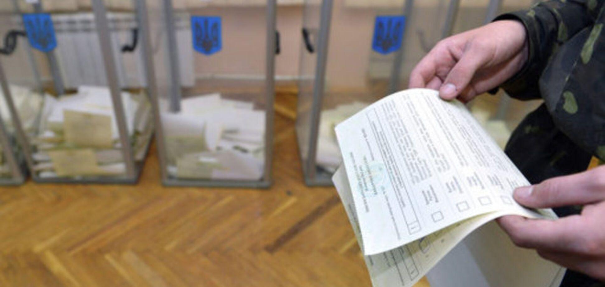 Сельские головы на Луганщине пытаются сорвать выборы