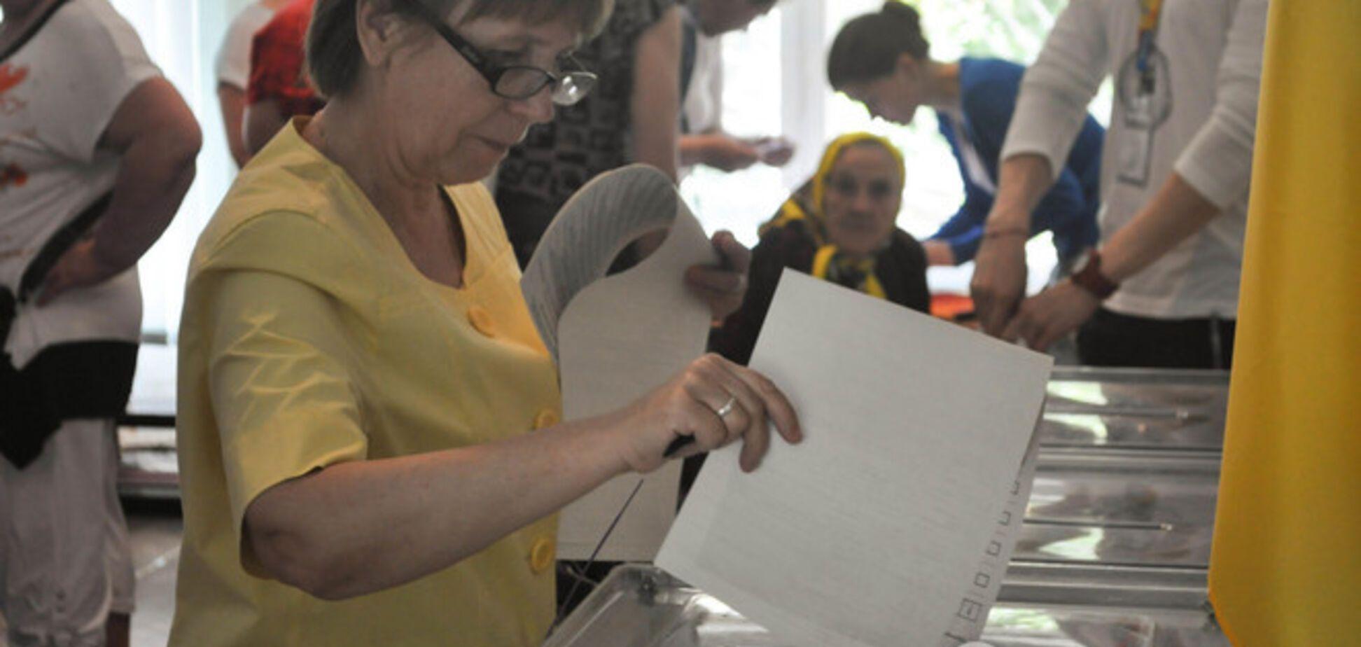 На выборы Президента пришли 60,25% избирателей - окончательные данные ЦИК