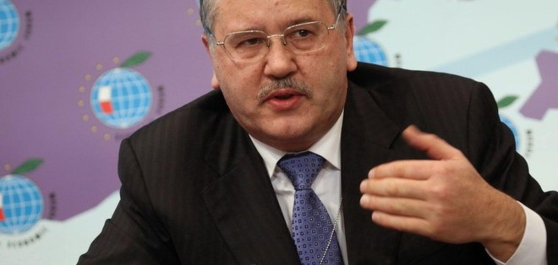 У Партії регіонів немає права на існування - Гриценко